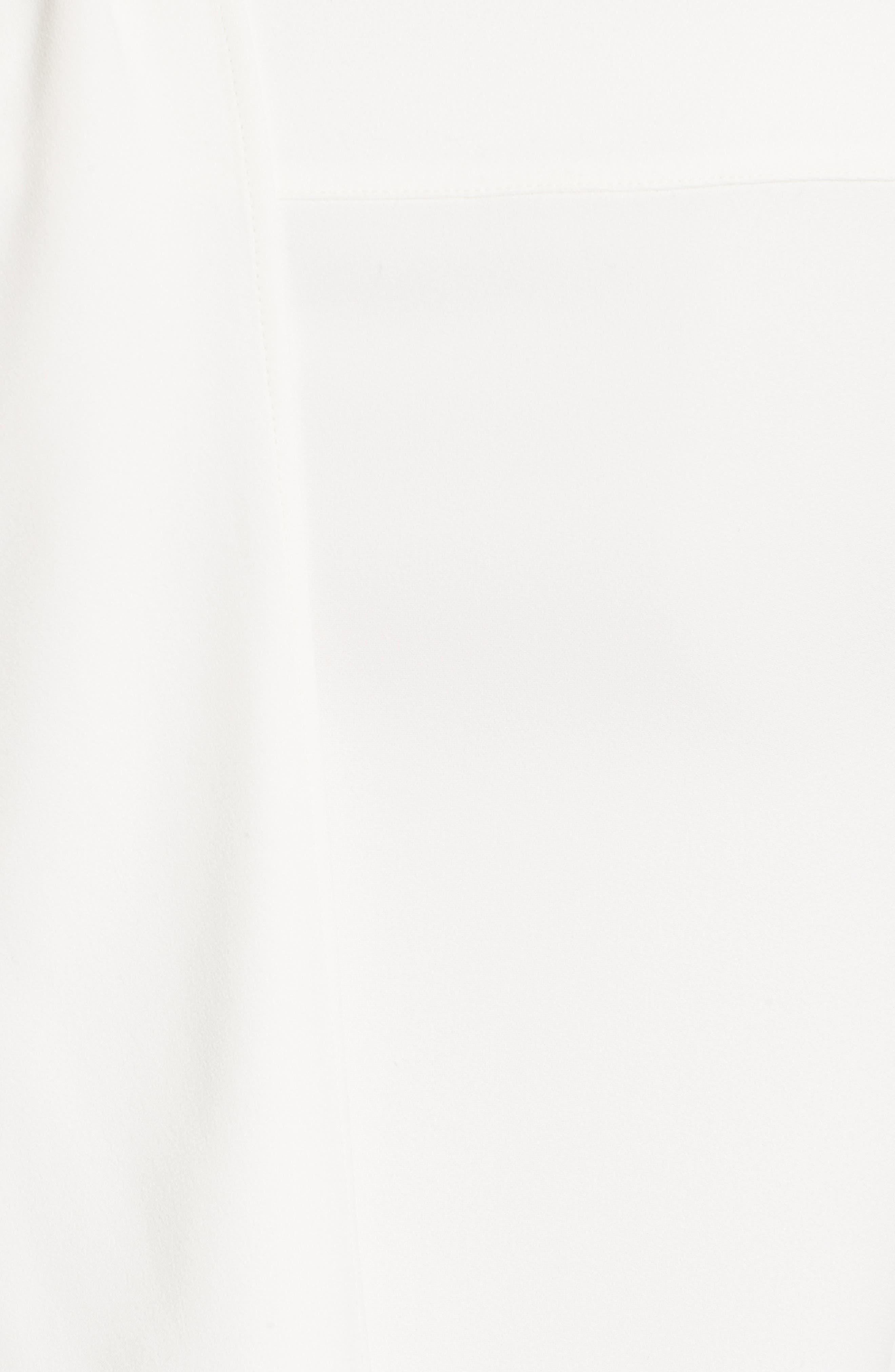 Cady Asymmetrical Blouse,                             Alternate thumbnail 5, color,                             900