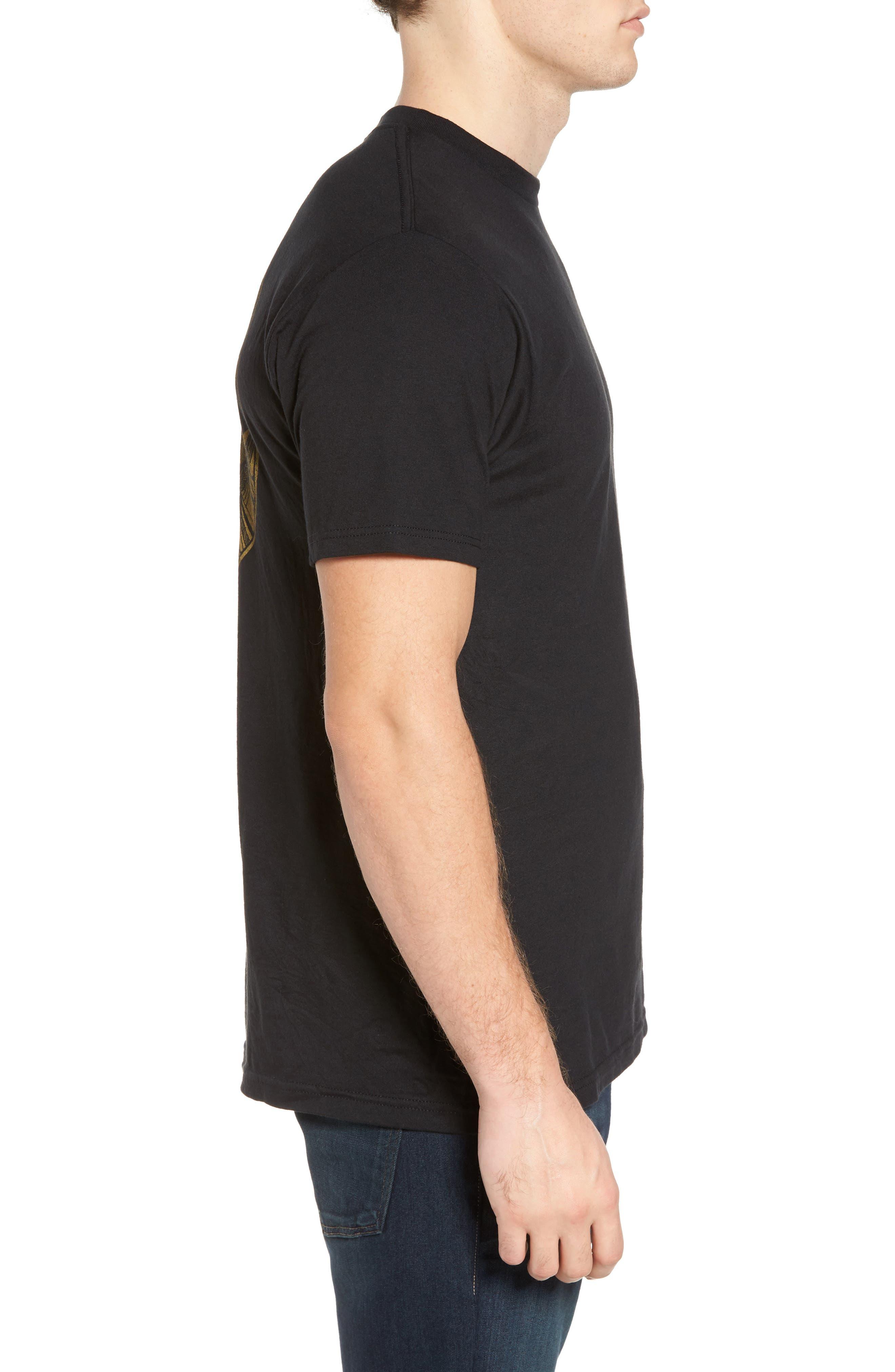Waver Graphic T-Shirt,                             Alternate thumbnail 3, color,                             001
