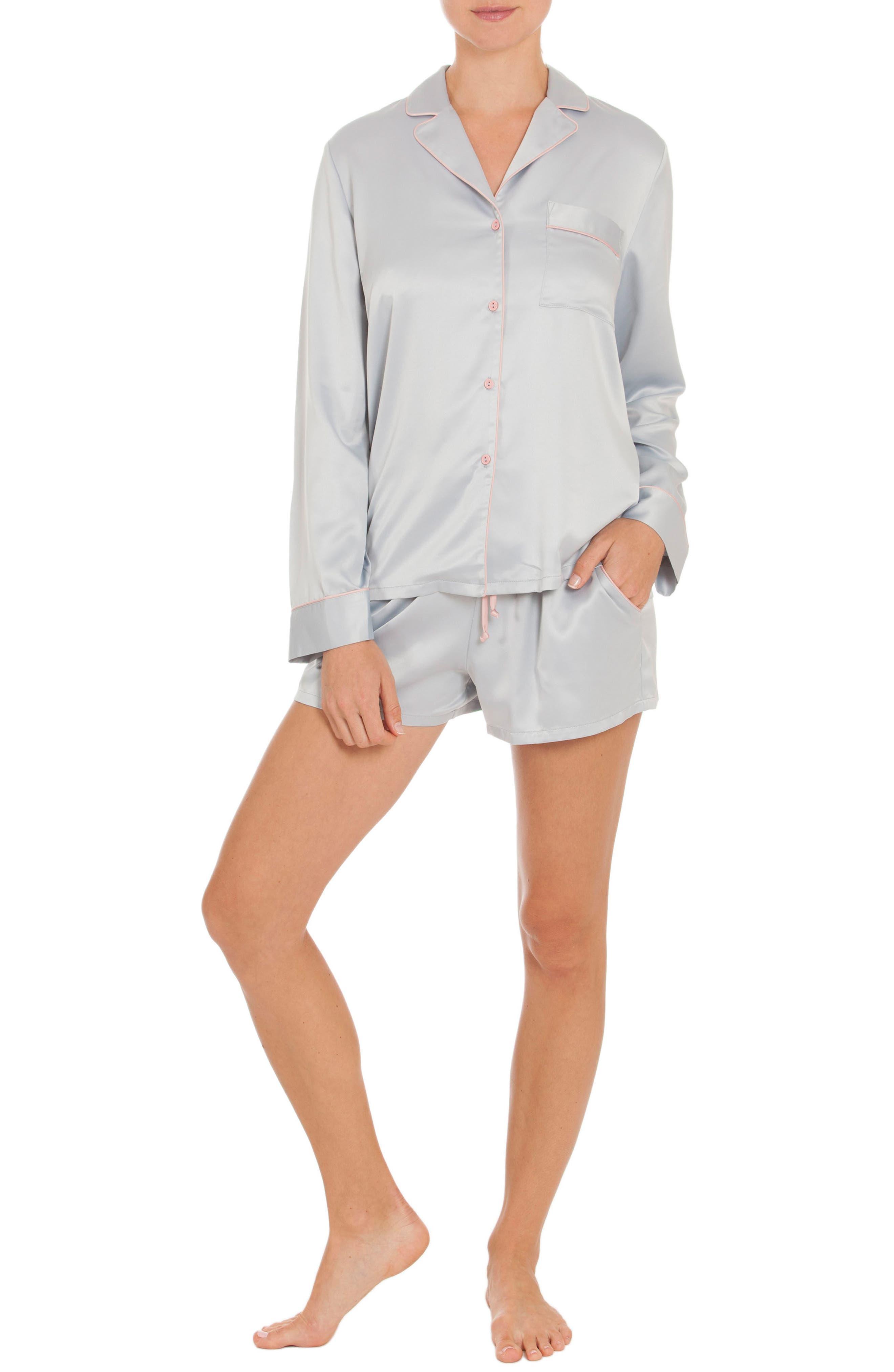 Short Pajamas,                             Alternate thumbnail 9, color,