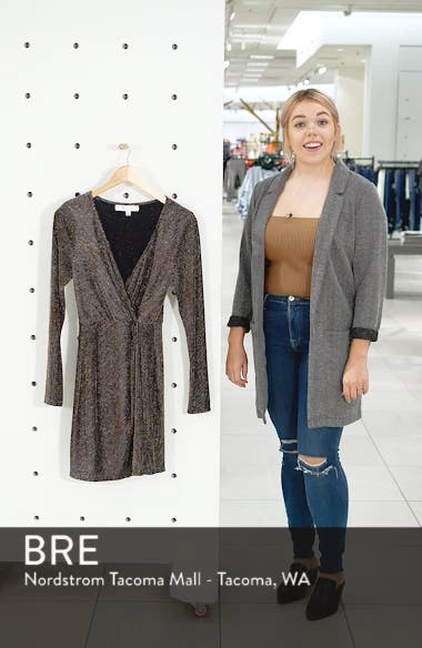 Metallic Sheath Dress, sales video thumbnail