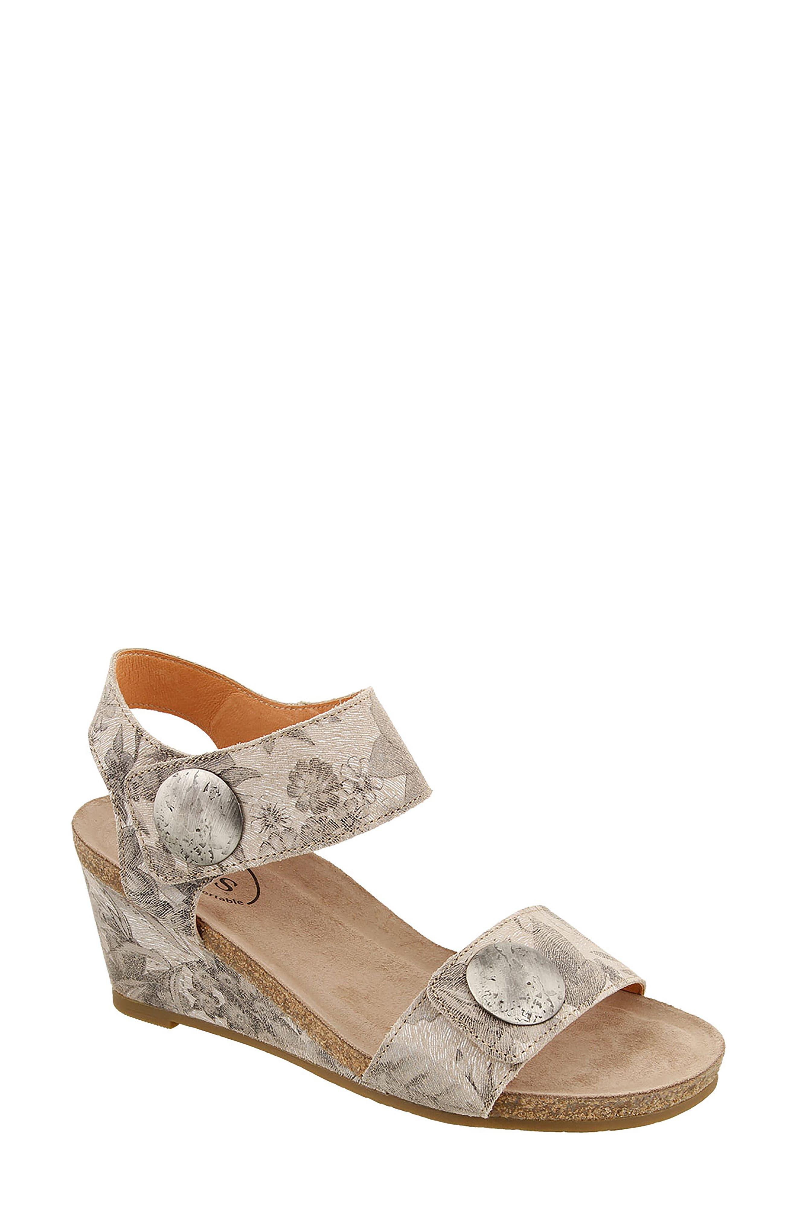 'Carousel 2' Wedge Sandal,                         Main,                         color, 054