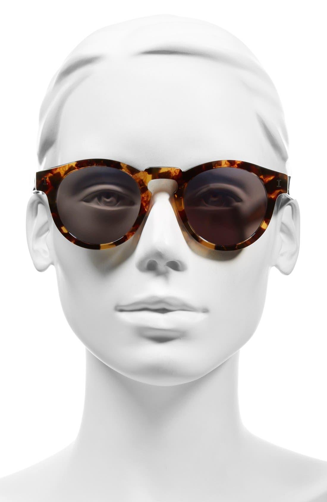 'Leonard' 47mm Sunglasses,                             Alternate thumbnail 116, color,