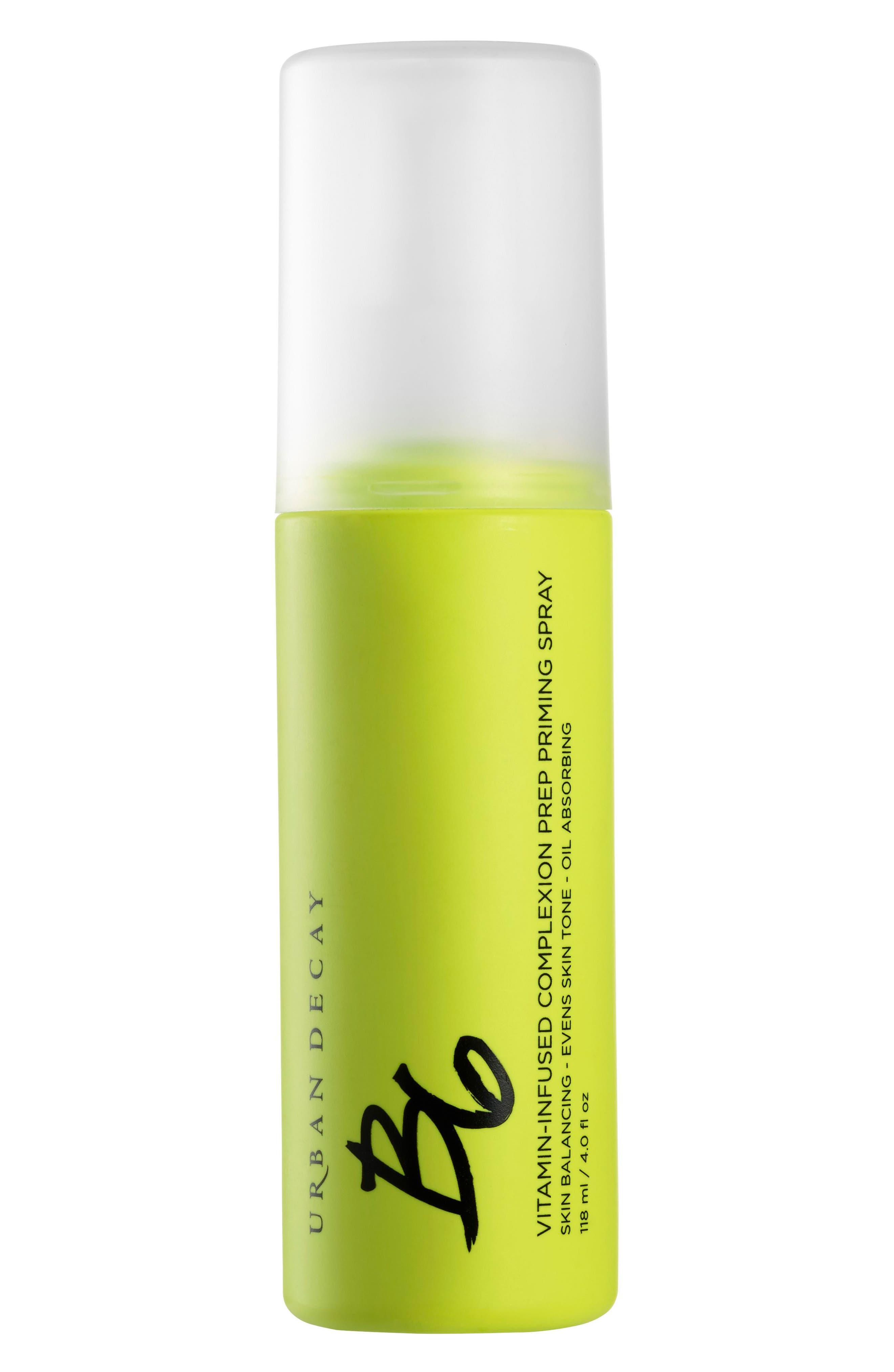 B6 Vitamin-Infused Complexion Prep Priming Spray,                             Main thumbnail 1, color,                             NO COLOR