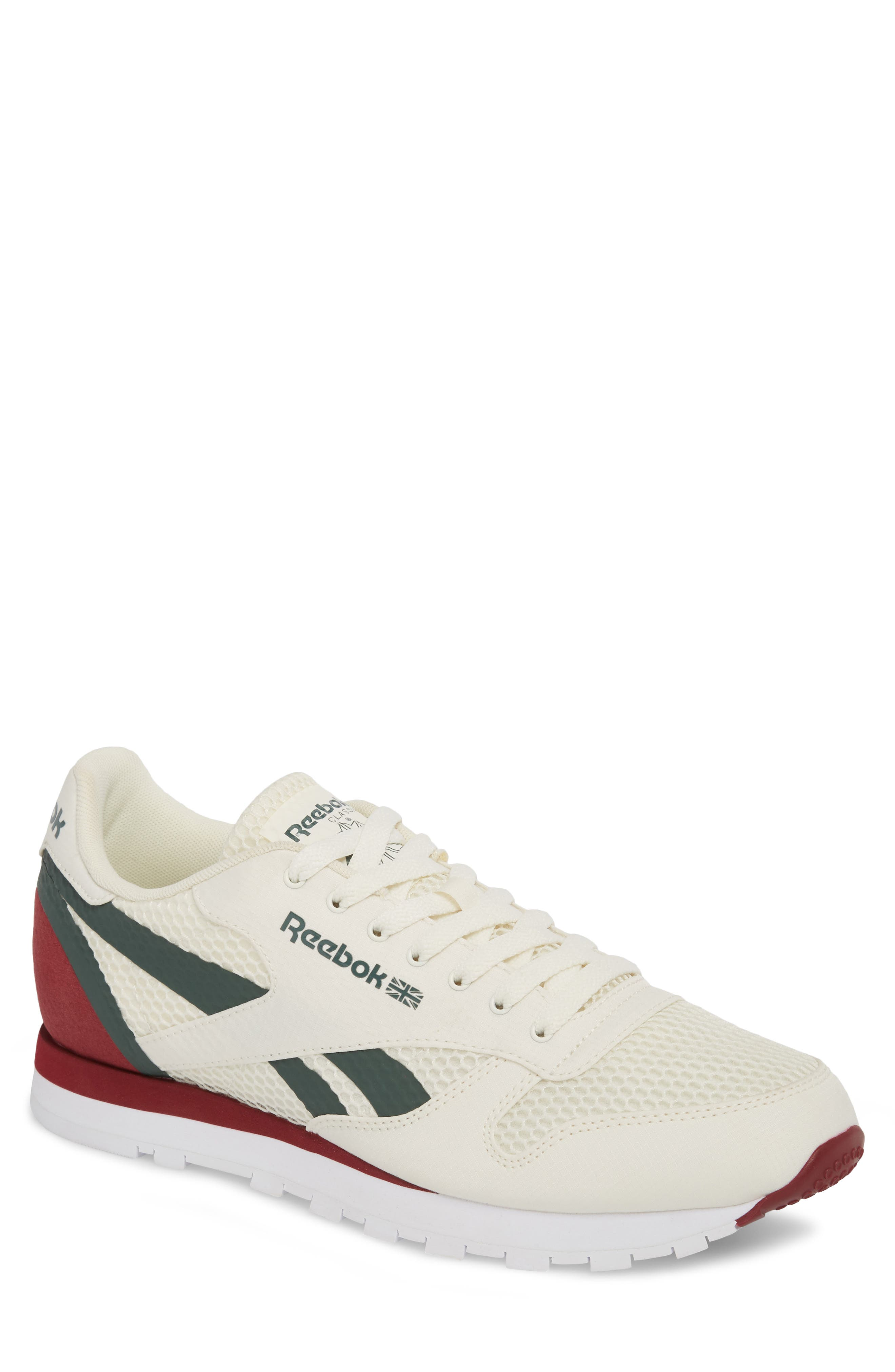Classic Leather MVS Sneaker,                             Main thumbnail 4, color,