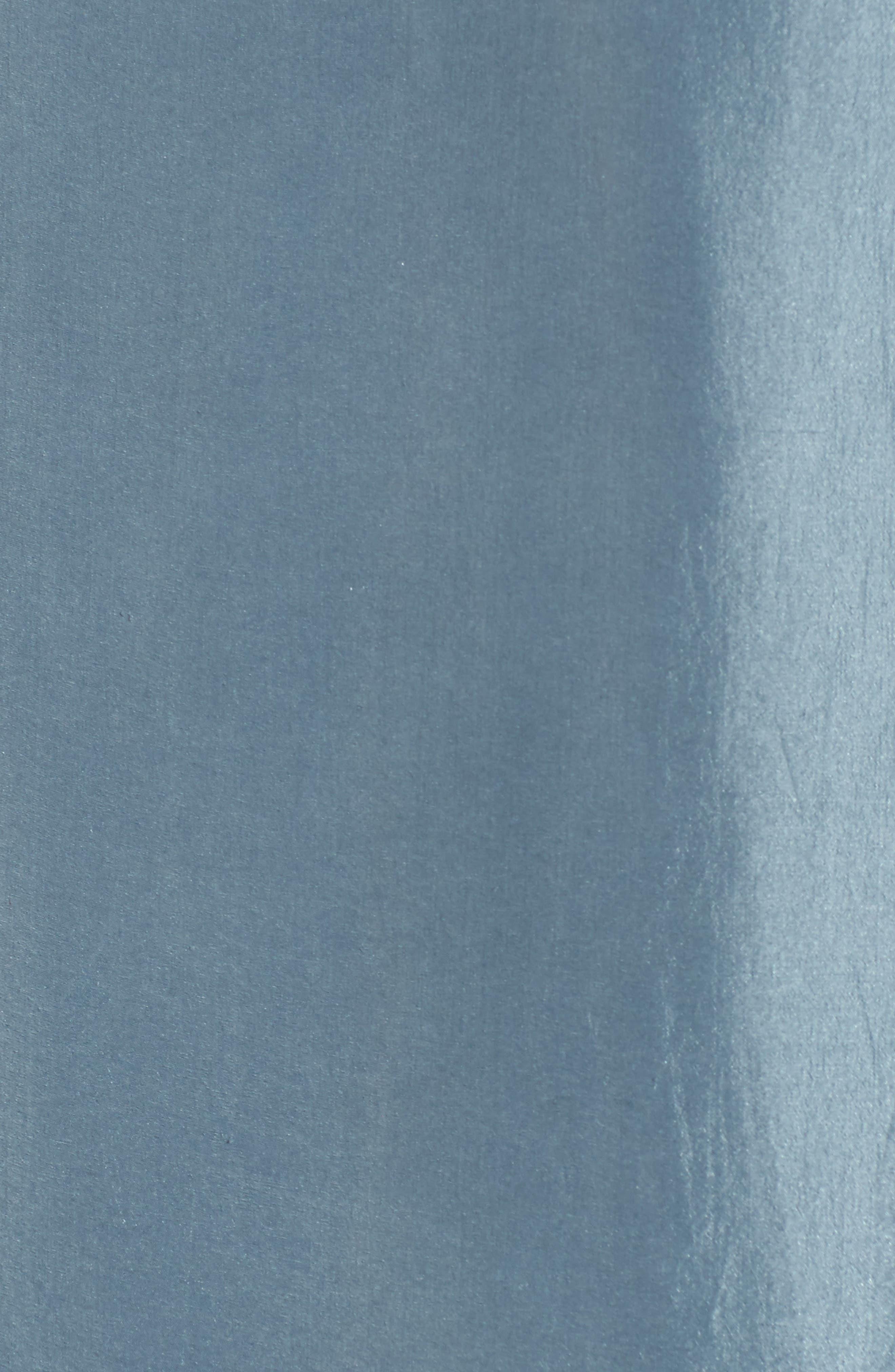 V-Back Silk Top,                             Alternate thumbnail 6, color,                             454