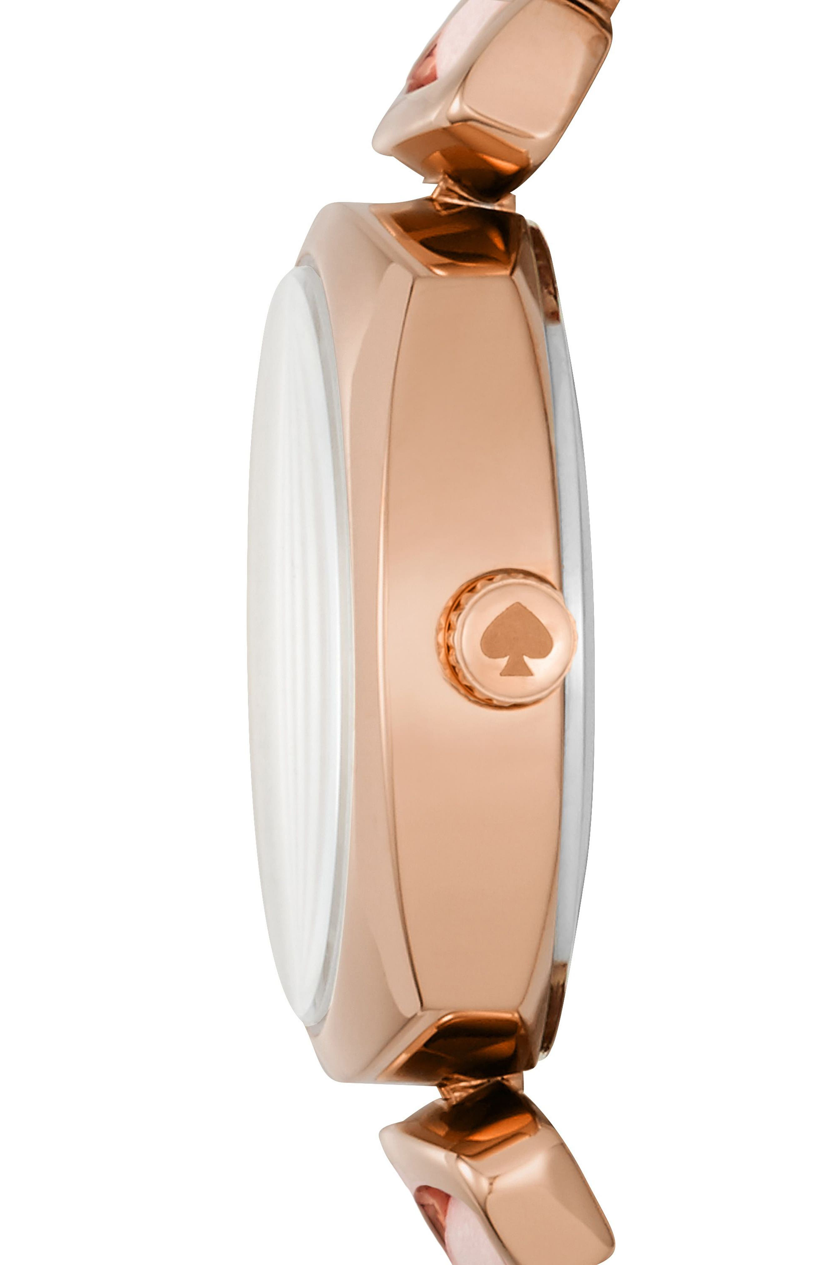 barrow leather strap watch, 24mm,                             Alternate thumbnail 2, color,                             650