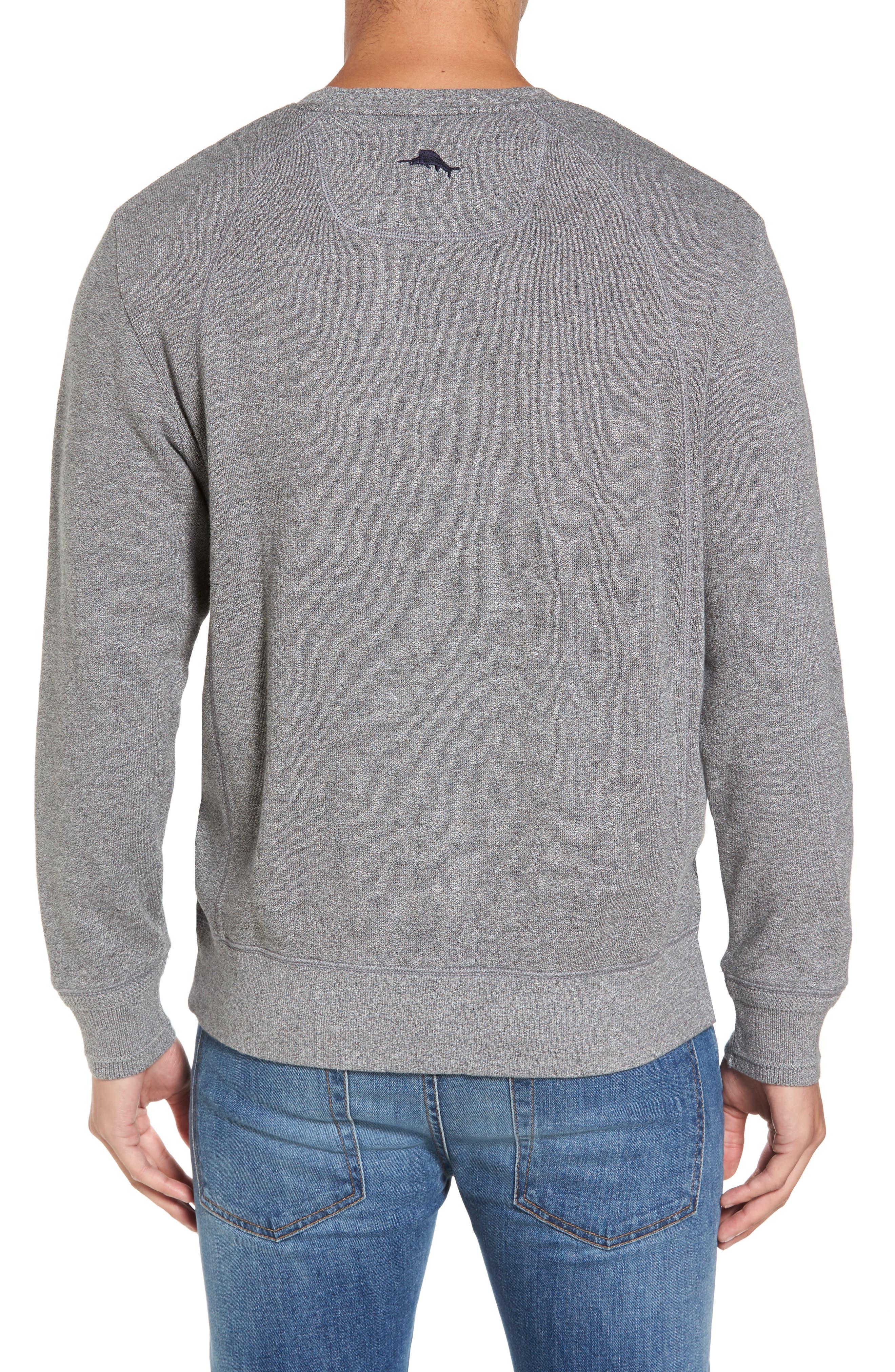 NFL Stitch of Liberty Embroidered Crewneck Sweatshirt,                             Alternate thumbnail 56, color,