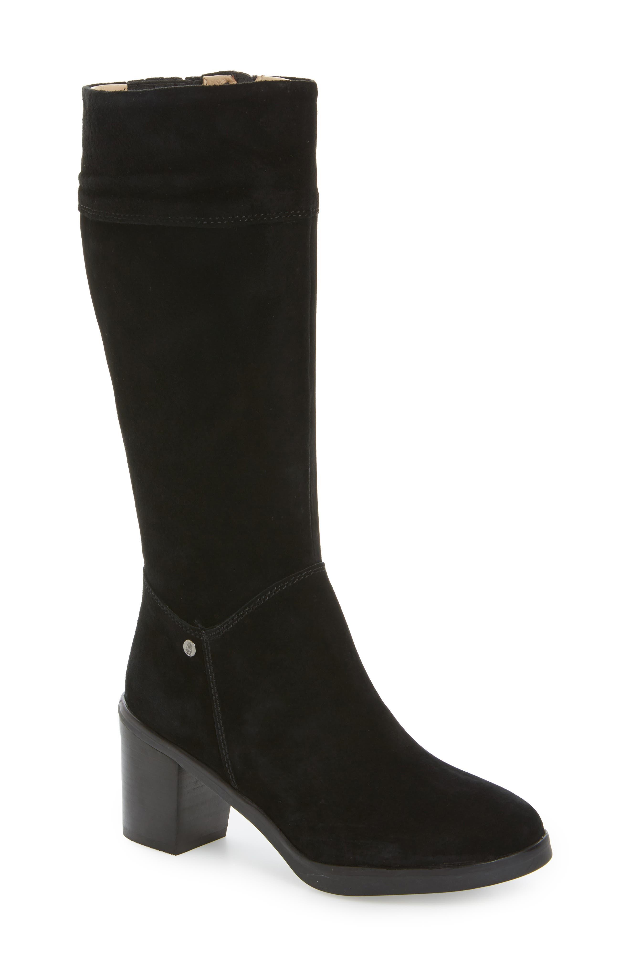 Saun Olivya Tall Boot,                         Main,                         color, 002