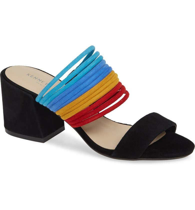 1a8f5ffef3a Kenneth Cole New York Hannon Strappy Slide Sandal (Women)