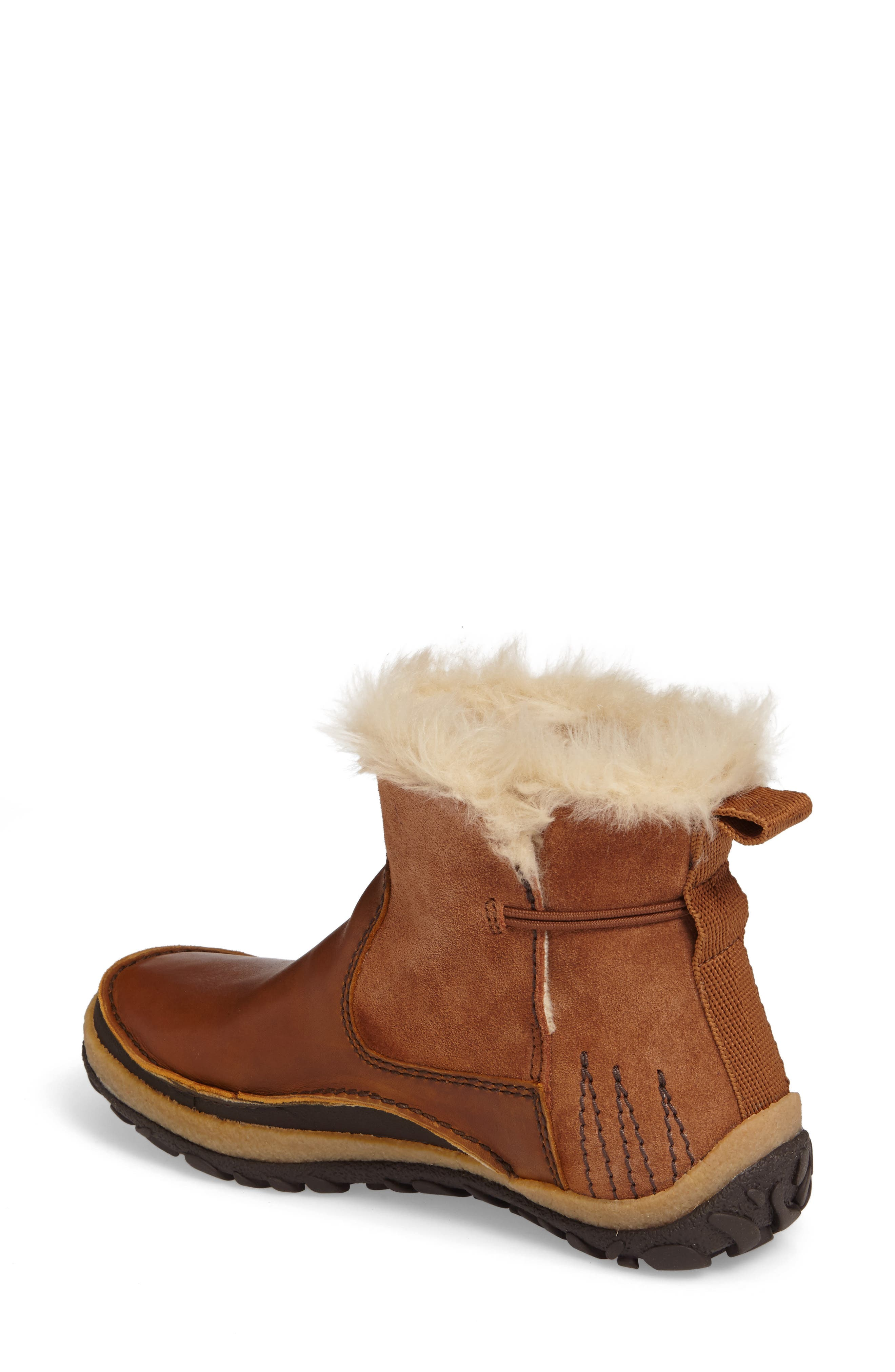 Tremblant Pull-On Polar Waterproof Bootie,                             Alternate thumbnail 6, color,