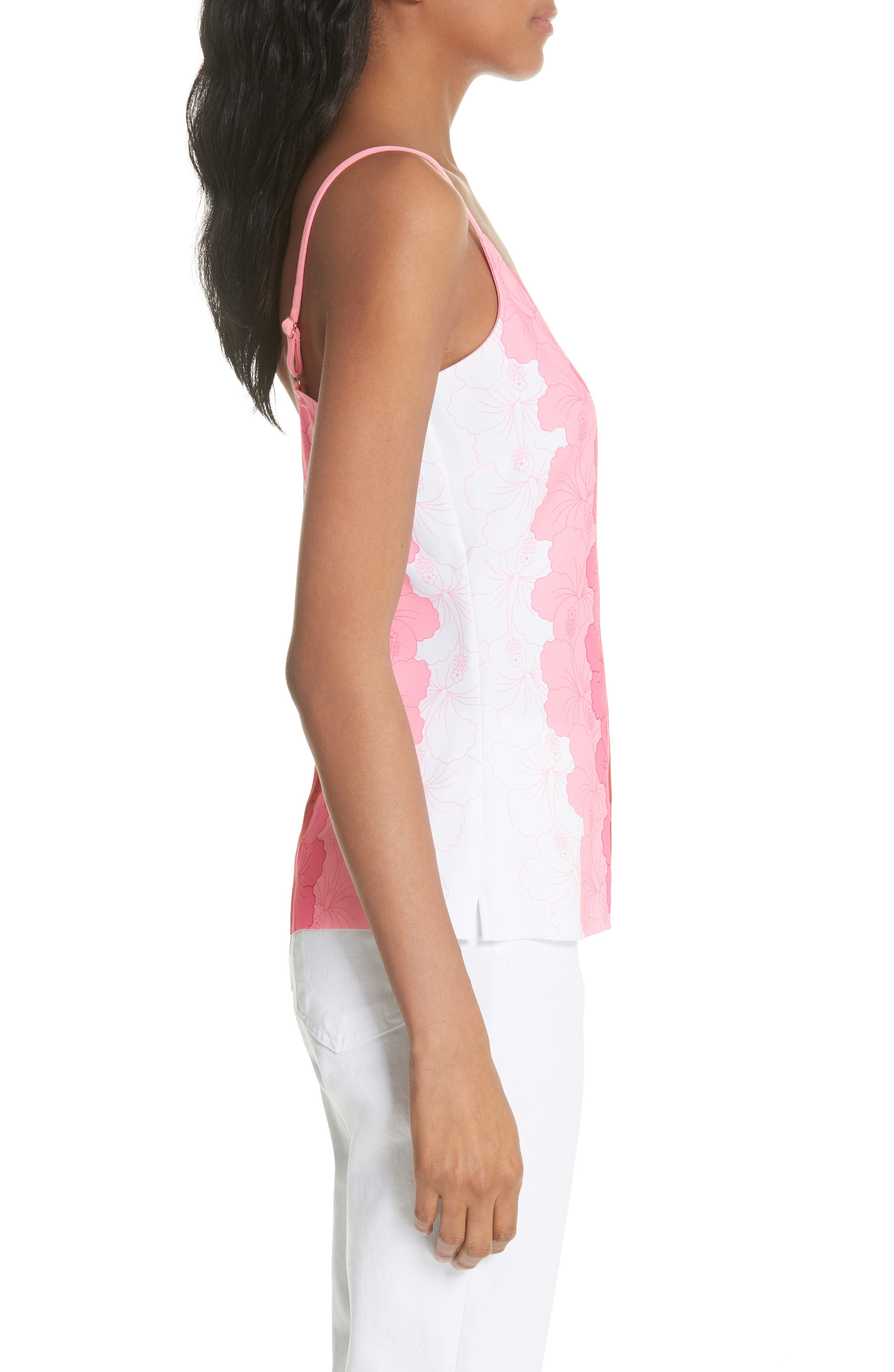 TED BAKER LONDON,                             Romaa Happiness Camisole,                             Alternate thumbnail 3, color,                             671