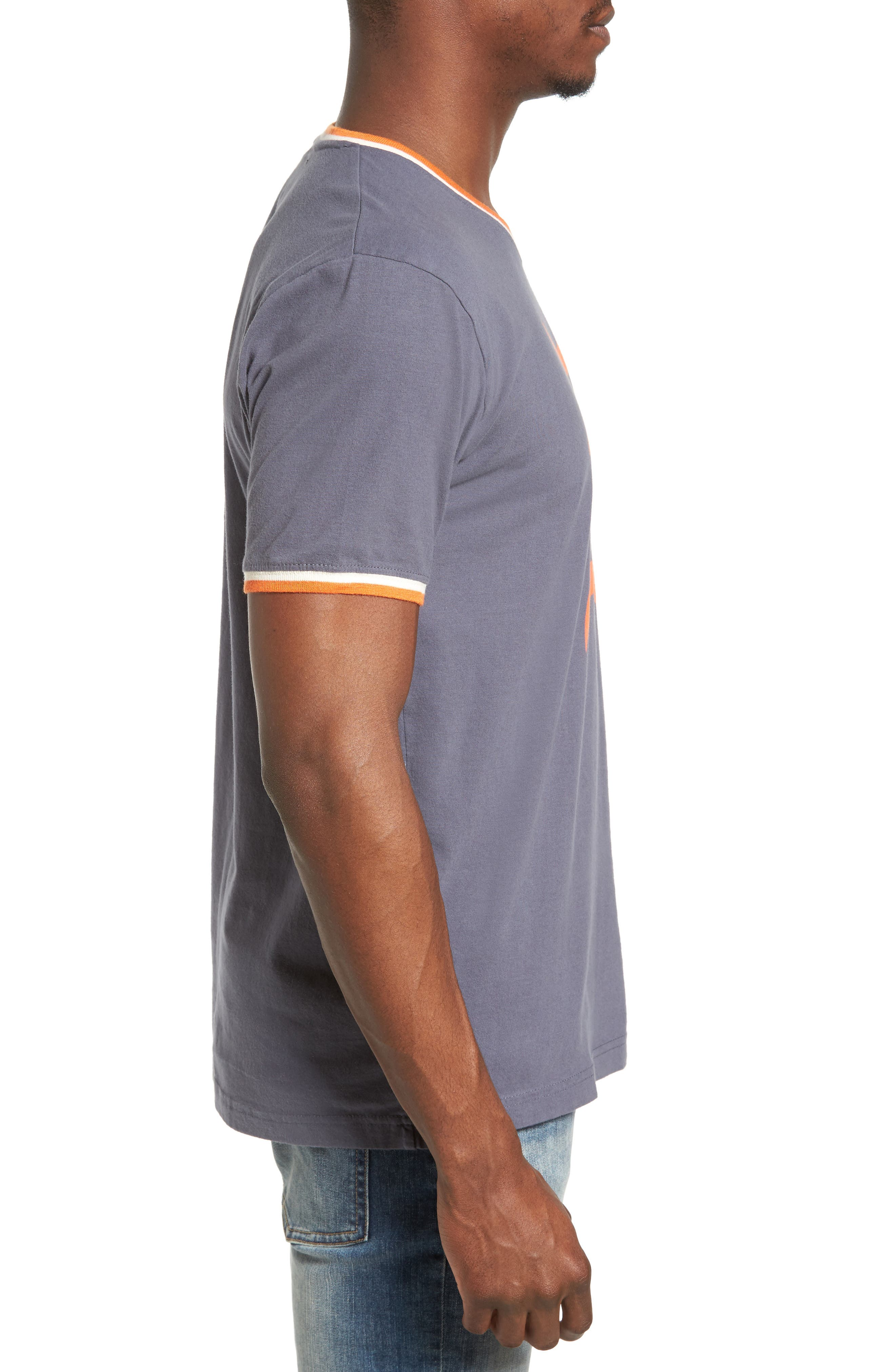 Eastwood Detroit Tigers T-Shirt,                             Alternate thumbnail 3, color,                             410