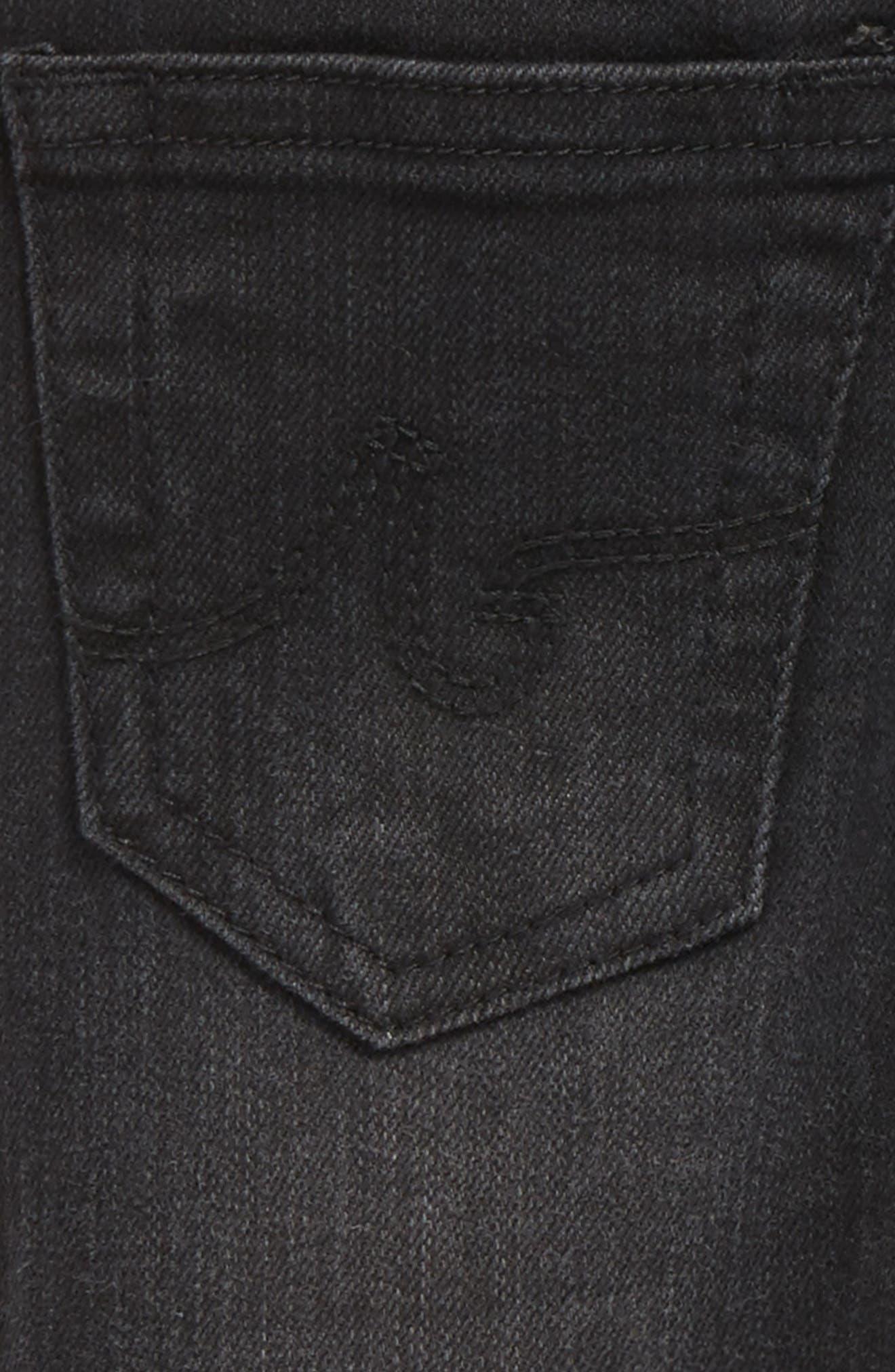 The Kingston Slim Jeans,                             Alternate thumbnail 3, color,                             001