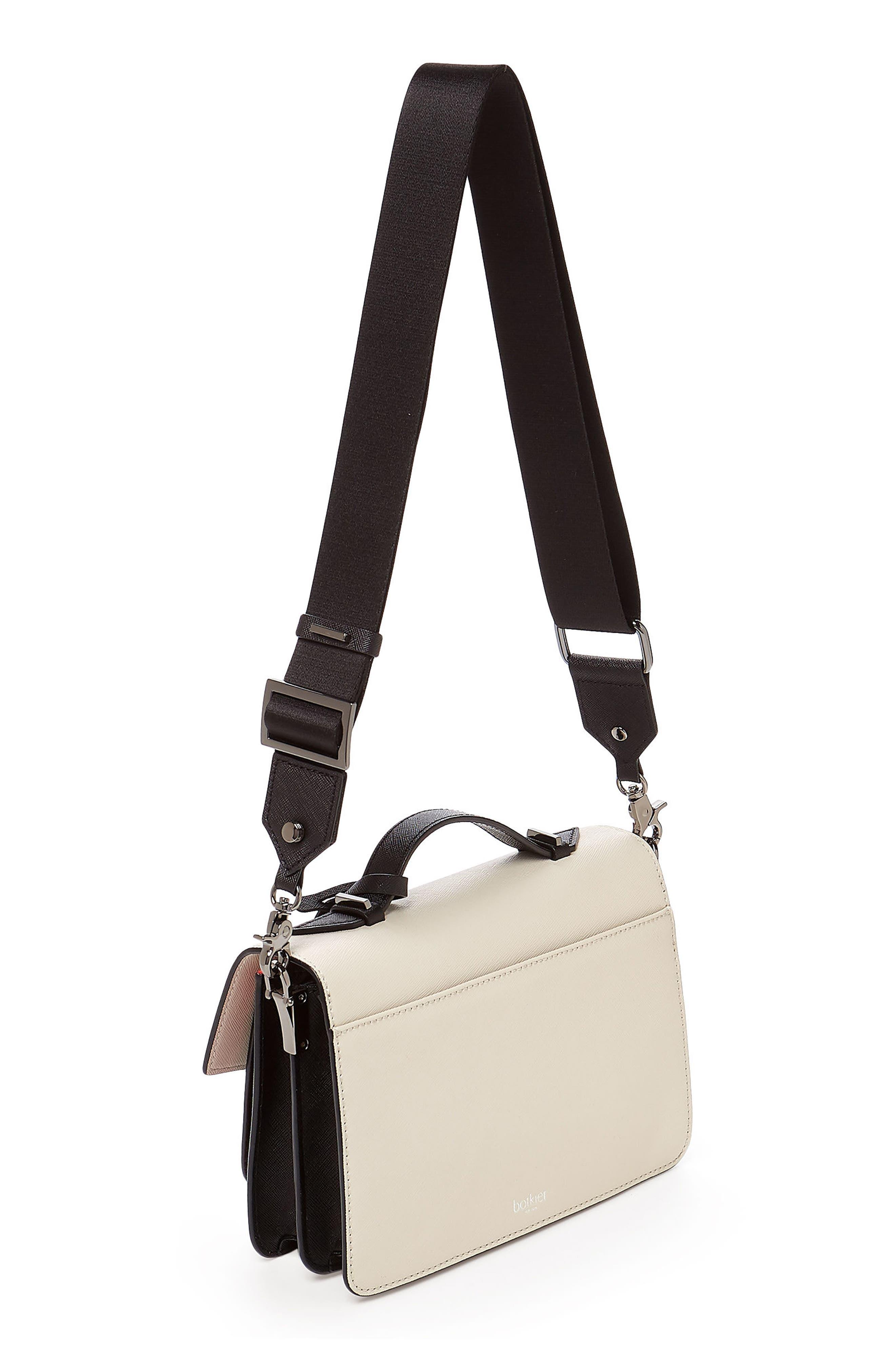Cobble Hill Leather Crossbody Bag,                             Alternate thumbnail 145, color,