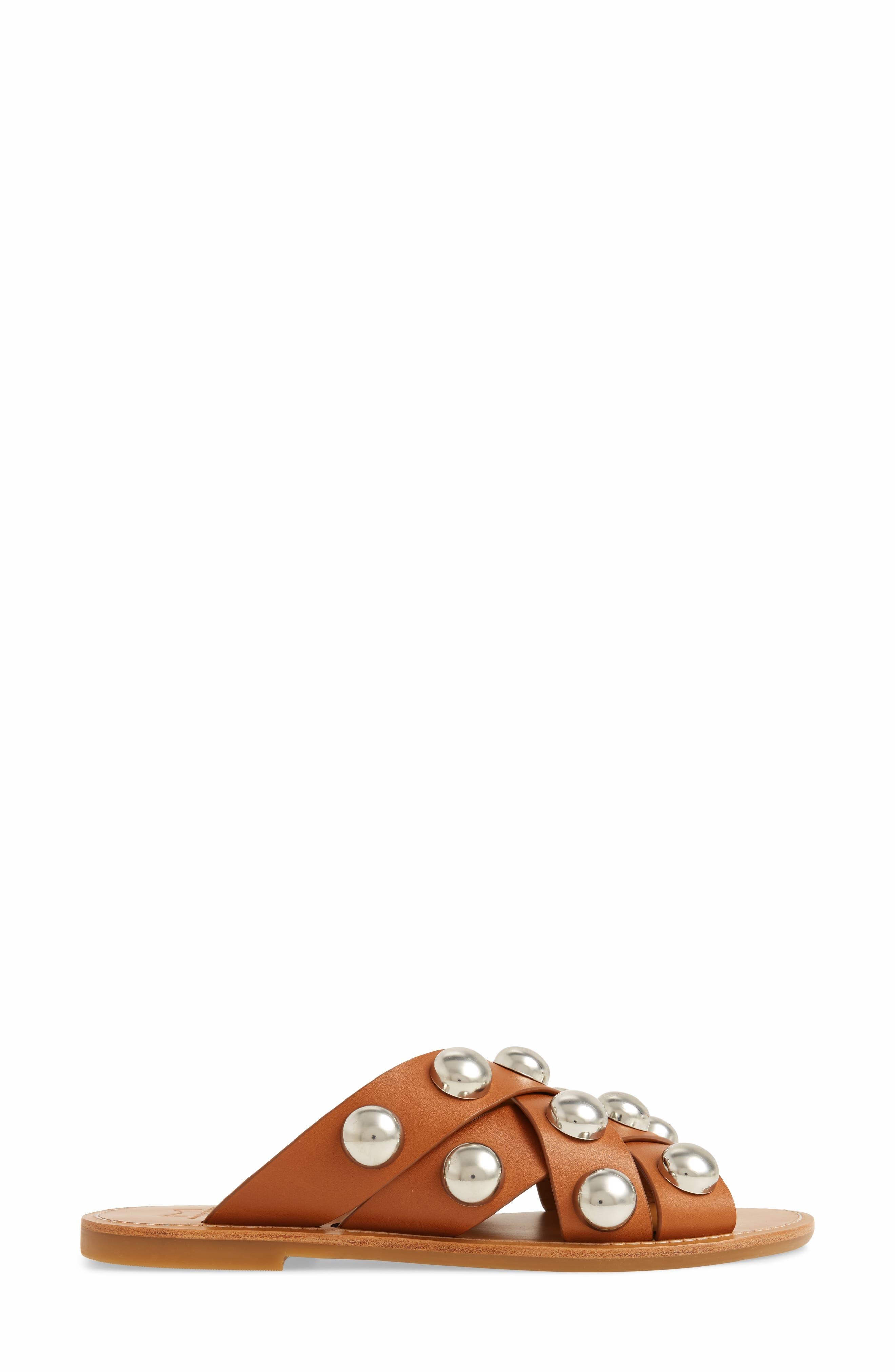 Raidan Studded Sandal,                             Alternate thumbnail 12, color,