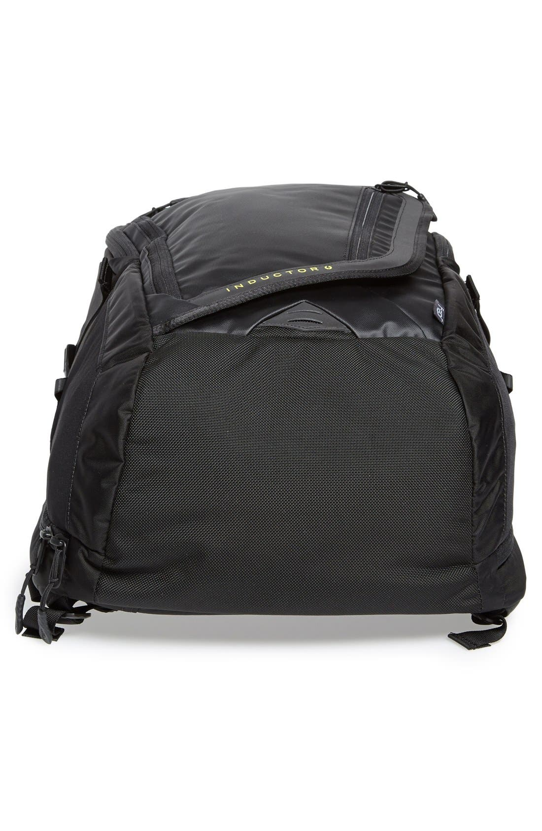 'Inductor Charged' Backpack,                             Alternate thumbnail 4, color,                             001