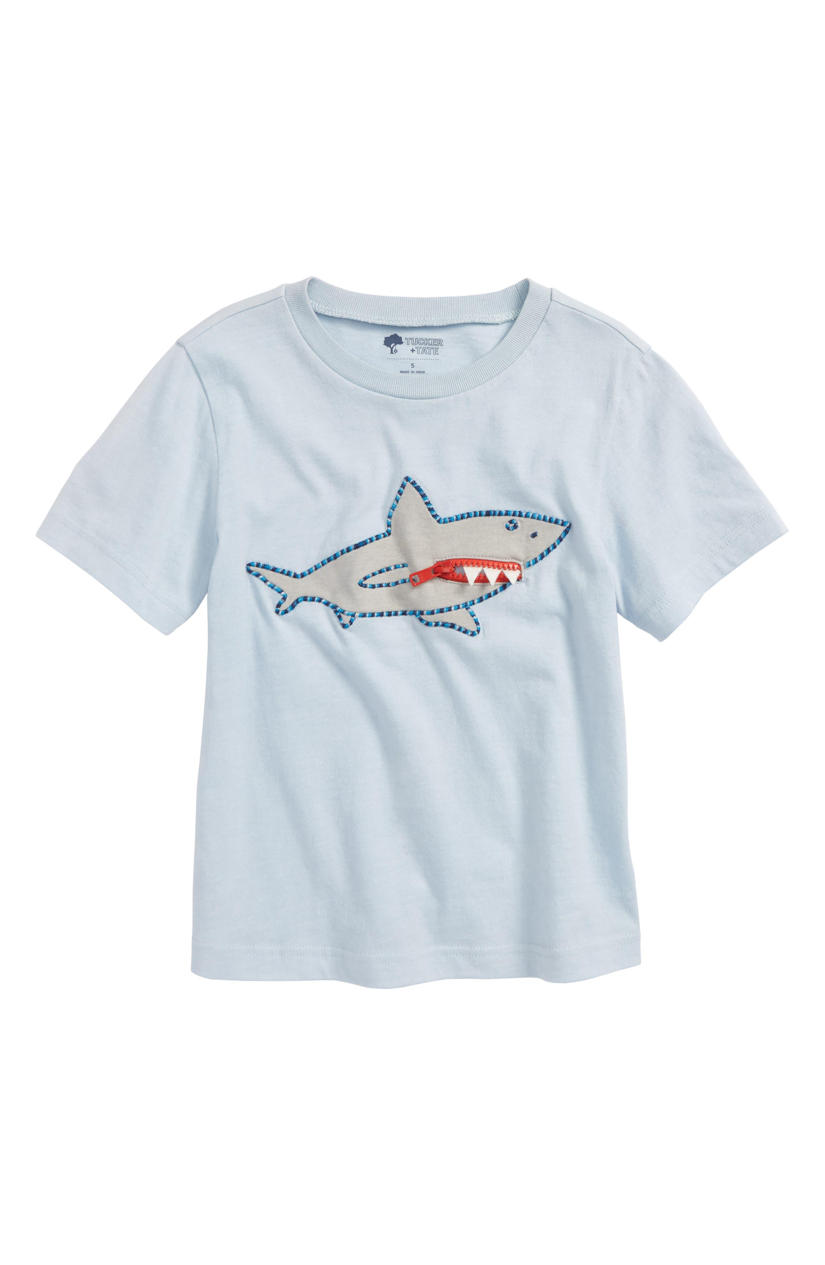 3D Graphic T-Shirt,                         Main,                         color, 420