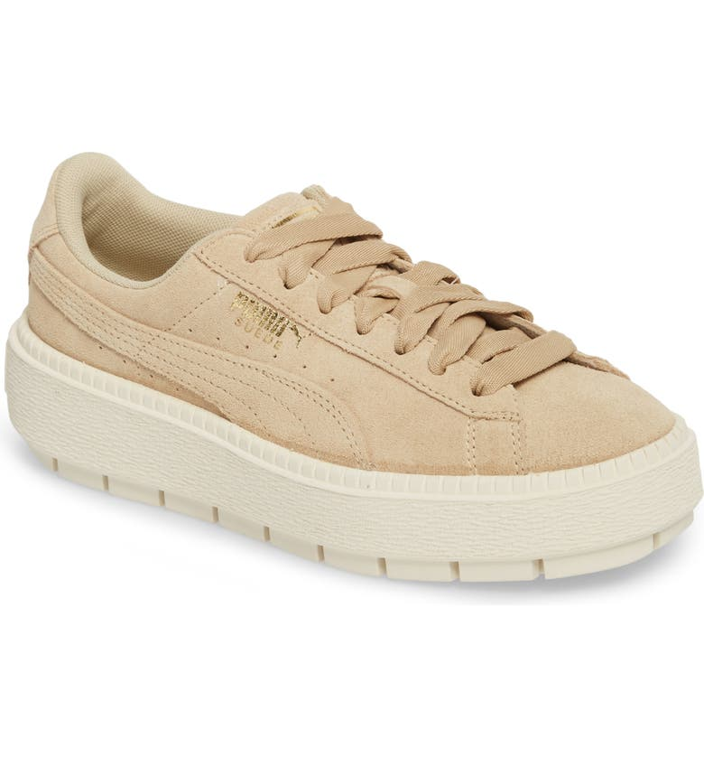 f3cf76b0d64 PUMA Platform Trace Sneaker (Women)