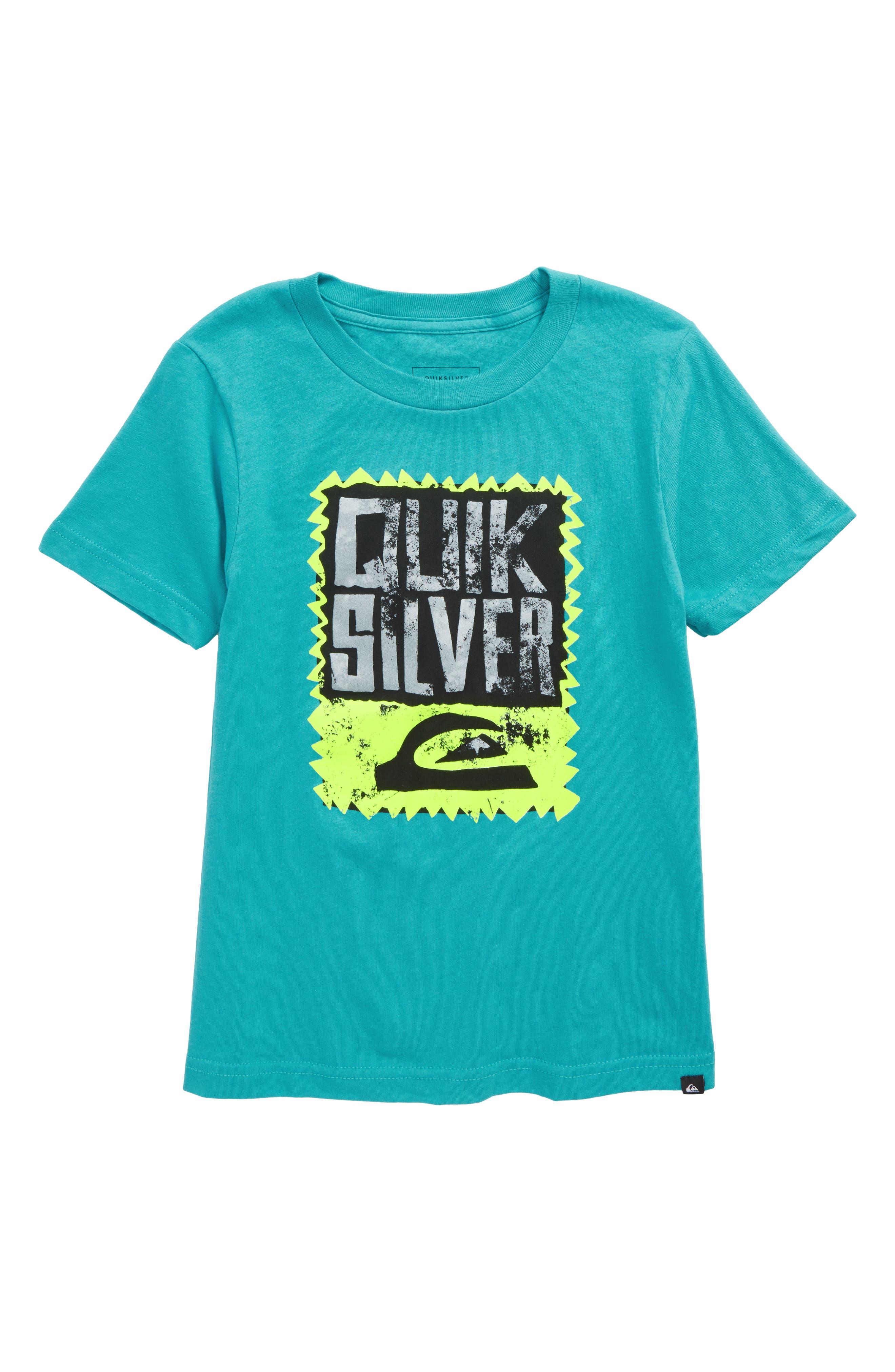 Awaken The Vibe Graphic T-Shirt,                             Main thumbnail 2, color,