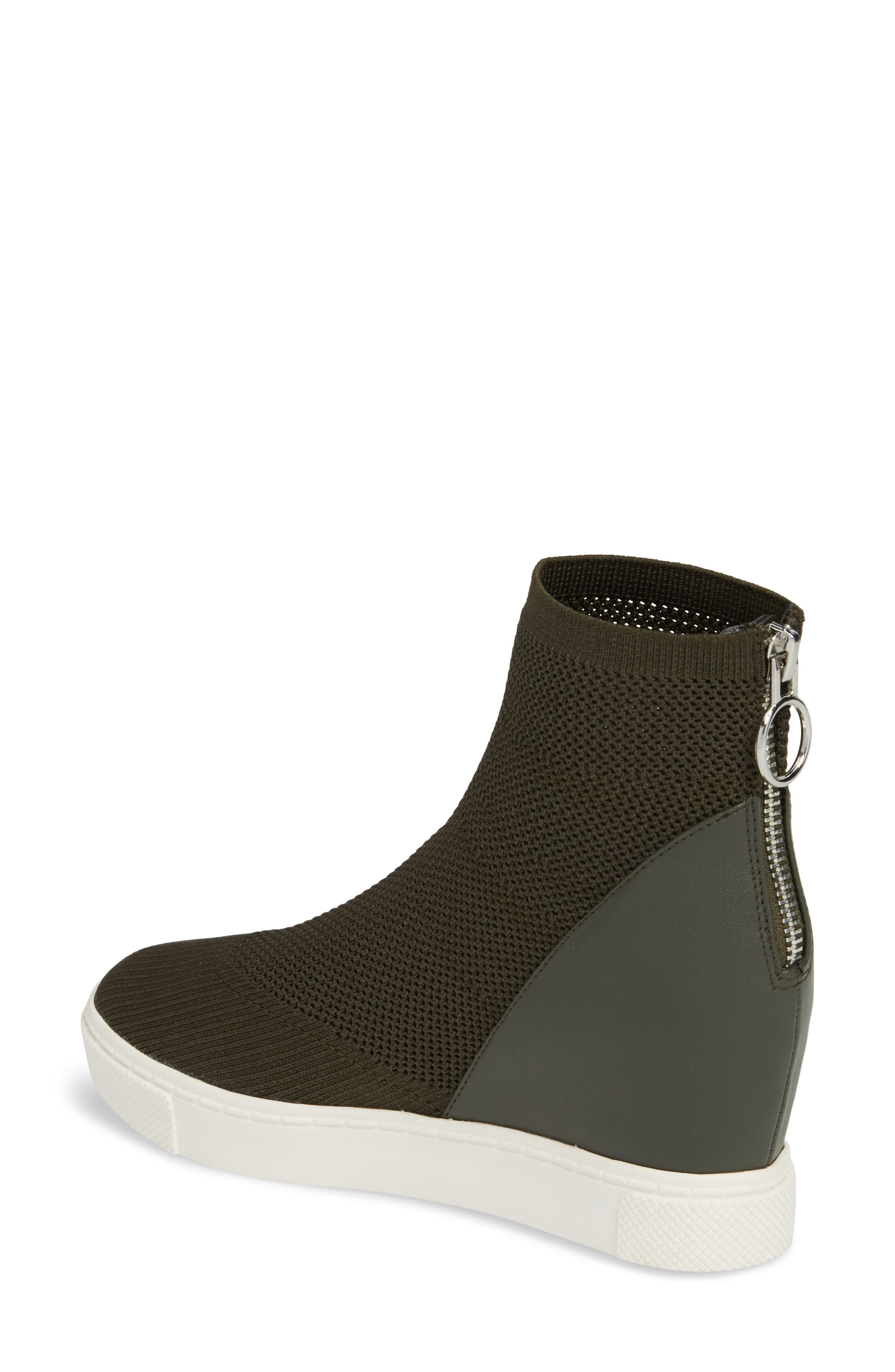Lizzy Sneaker Bootie,                             Alternate thumbnail 4, color,