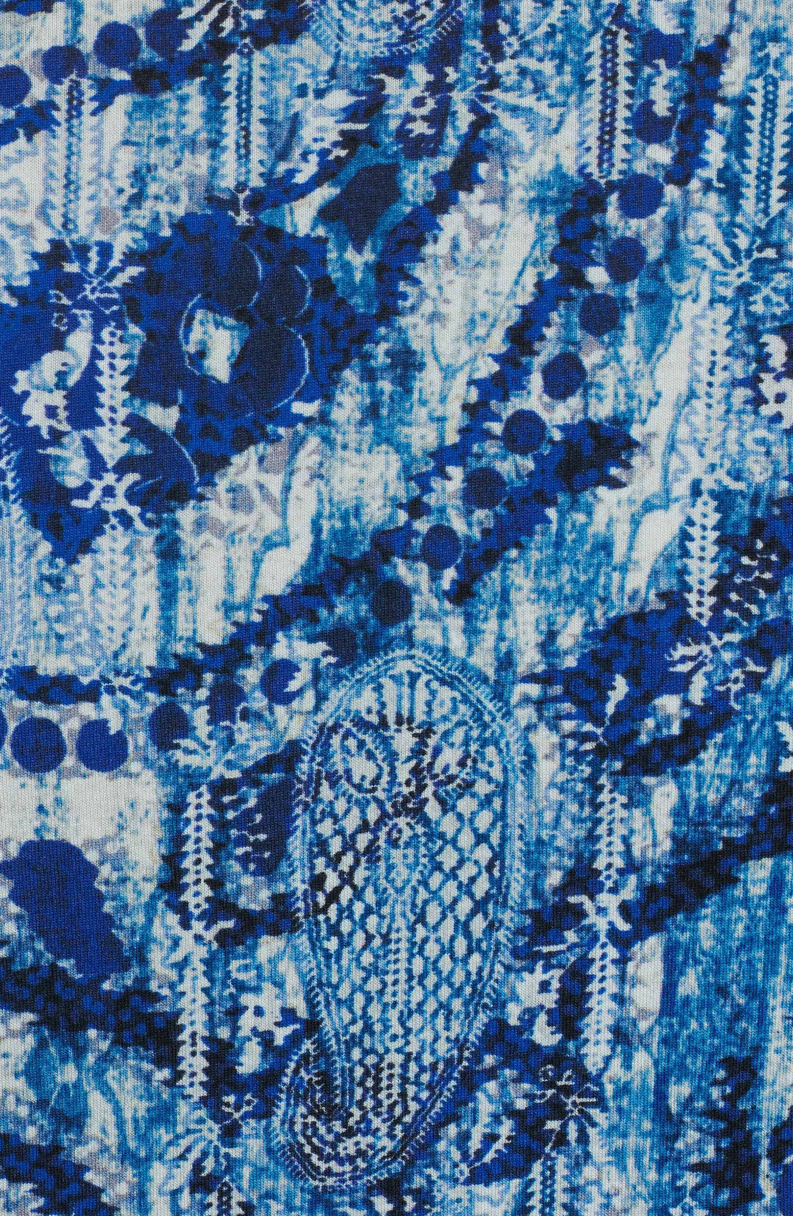 Islets Knit T-Shirt,                             Alternate thumbnail 3, color,                             400