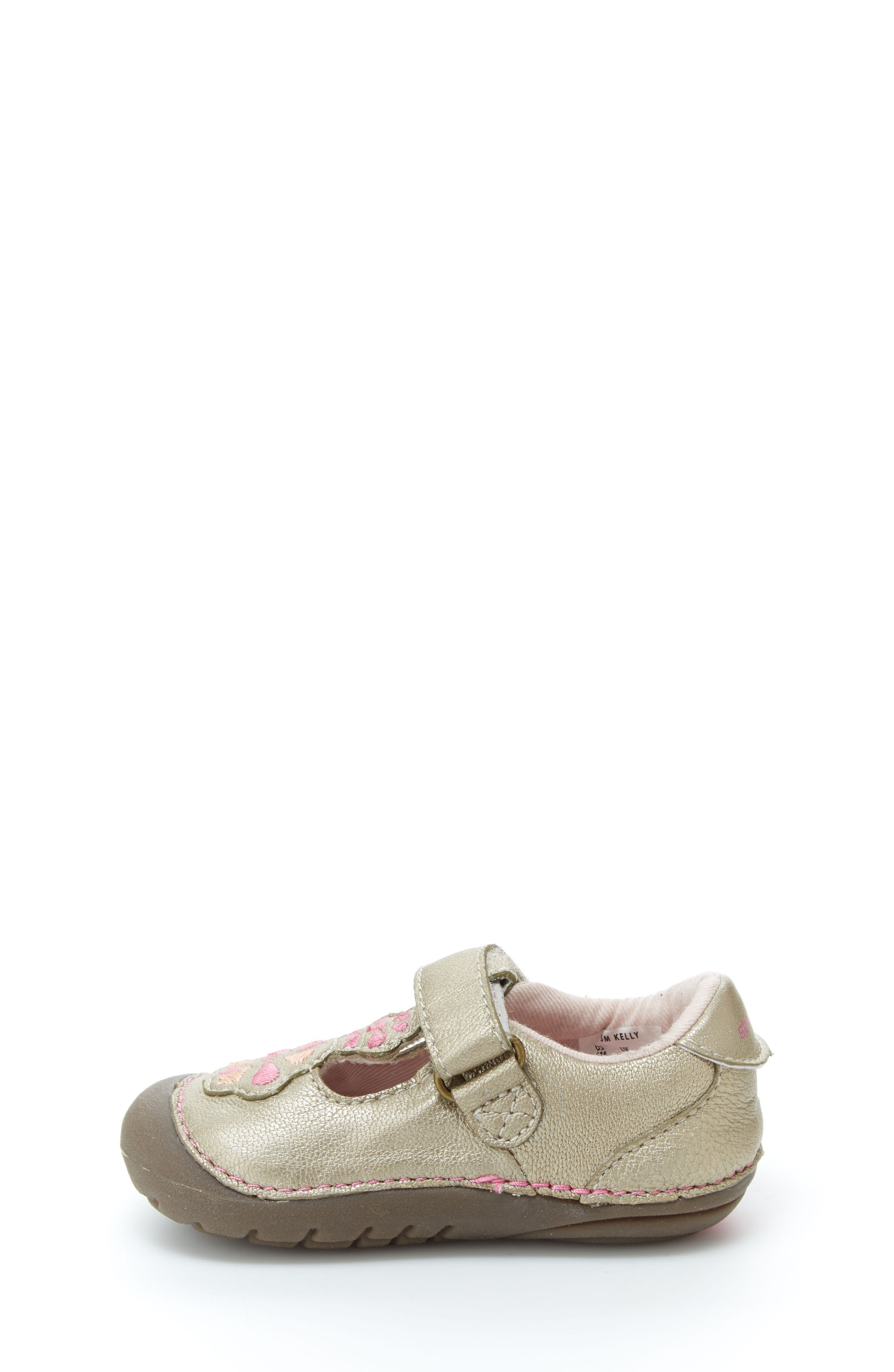 Soft Motion<sup>™</sup> Kelly Sneaker,                             Alternate thumbnail 7, color,                             CHAMPAGNE