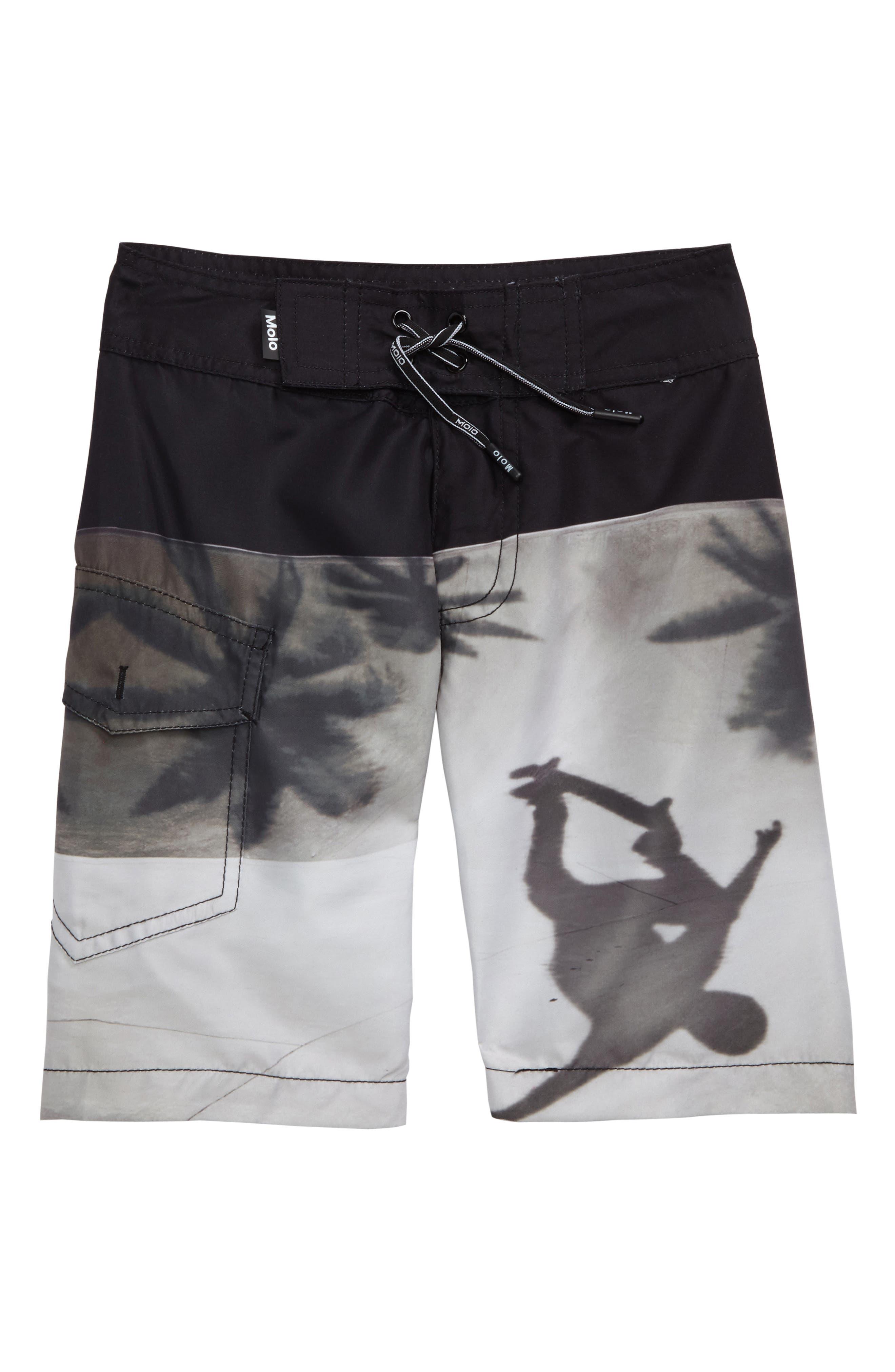 Nalvaro Board Shorts,                             Main thumbnail 1, color,                             001