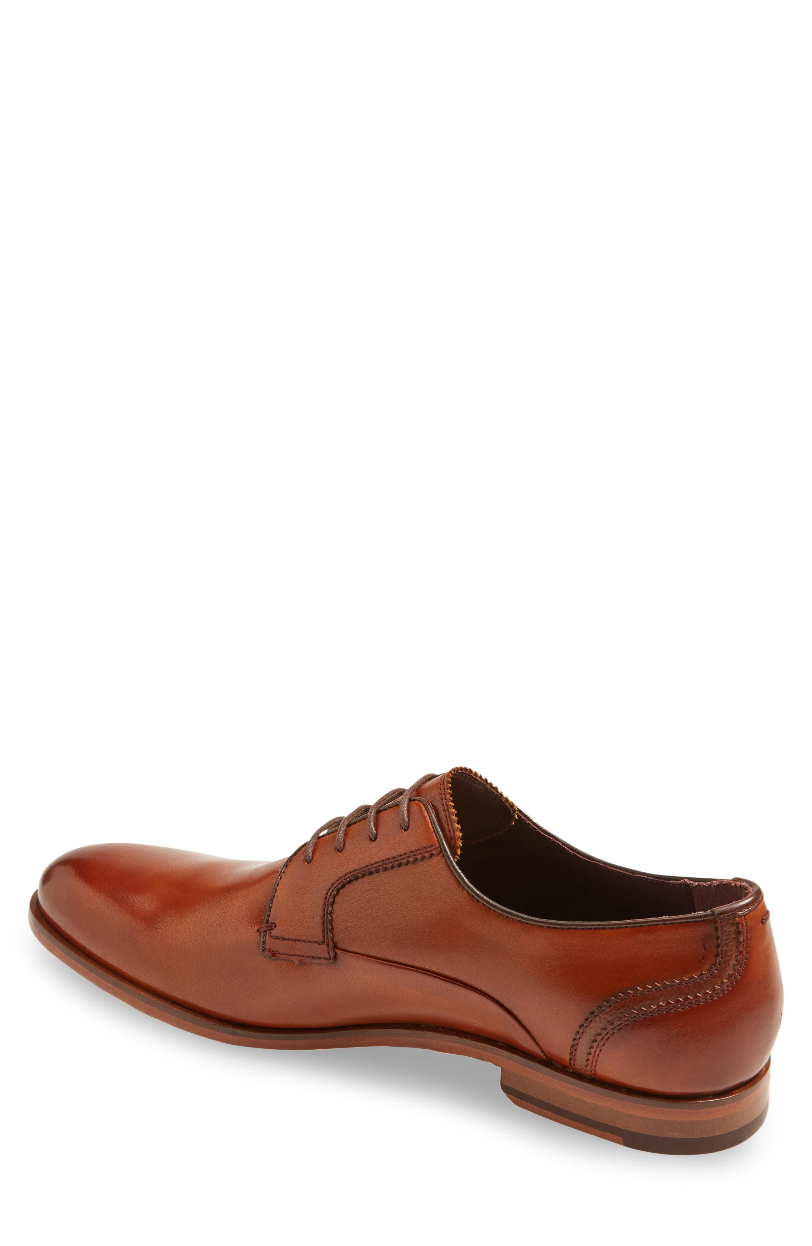 Iront Plain Toe Derby,                             Alternate thumbnail 5, color,