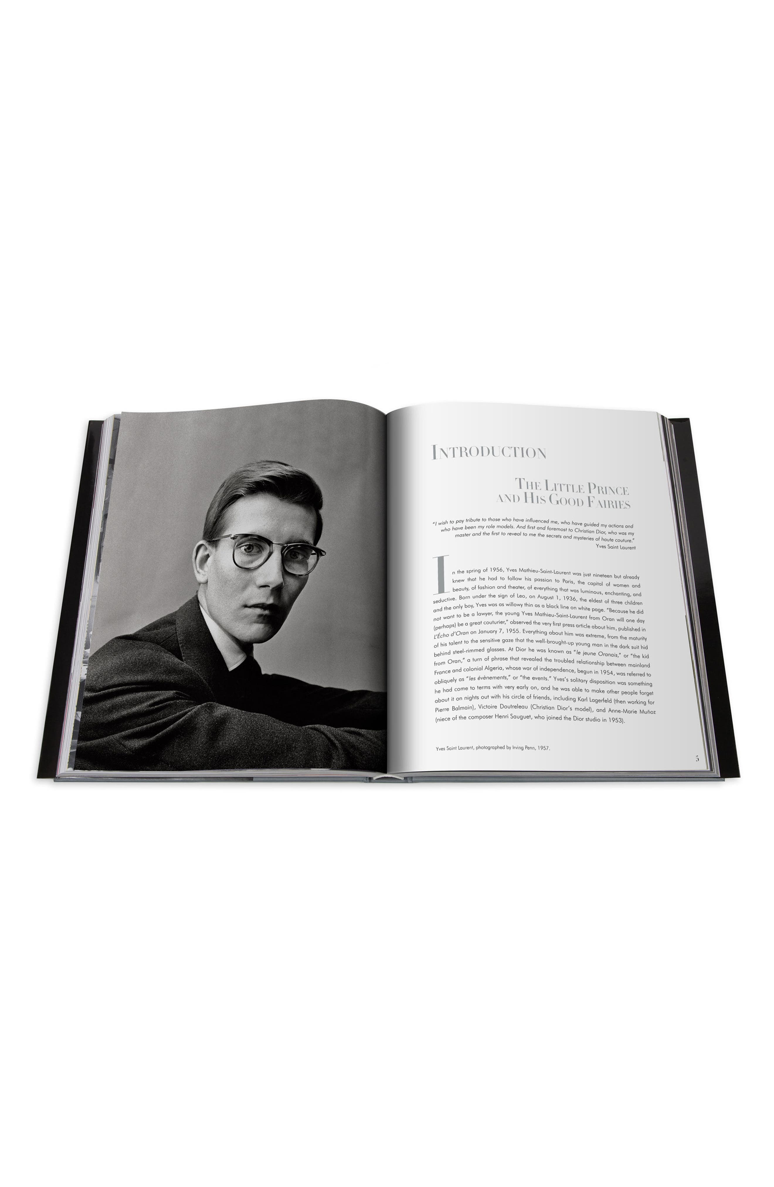 'Dior by Yves Saint Laurent' Book,                             Alternate thumbnail 6, color,                             GREY