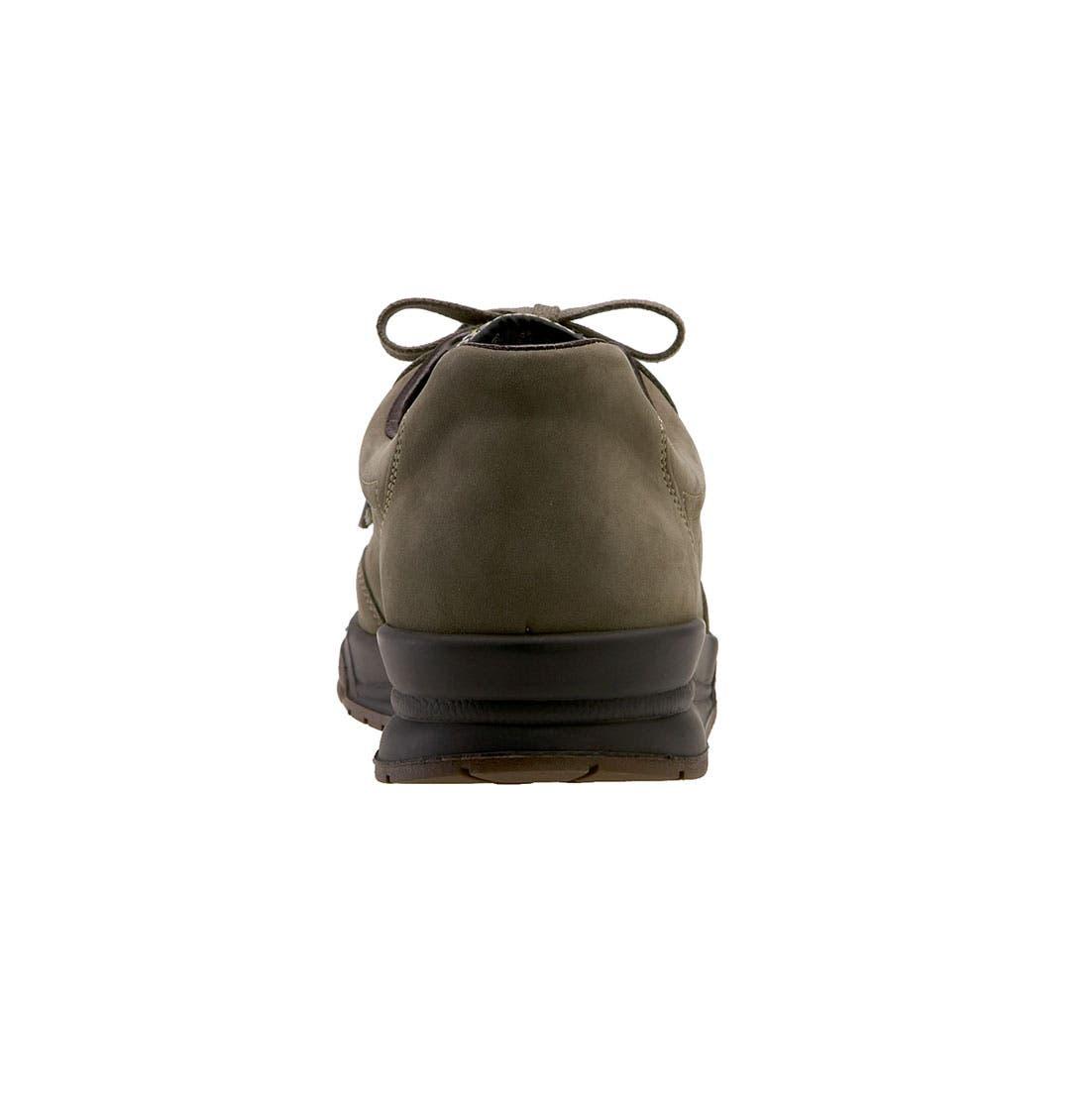 'Match' Walking Shoe,                             Alternate thumbnail 4, color,                             BIRCH