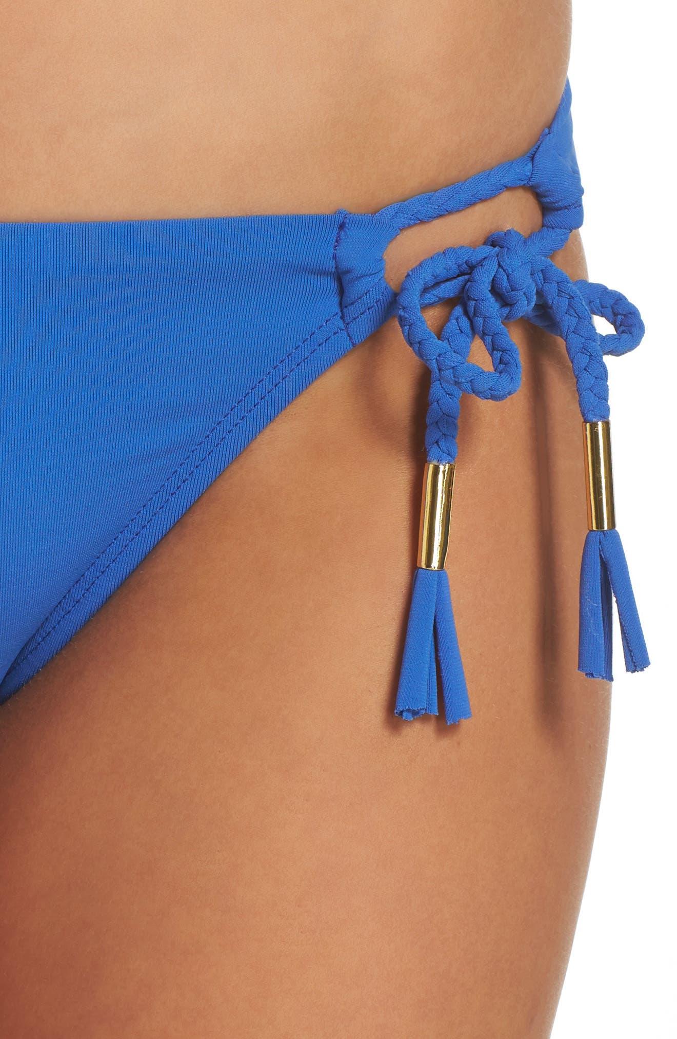 Side Tie Bikini Bottoms,                             Alternate thumbnail 20, color,