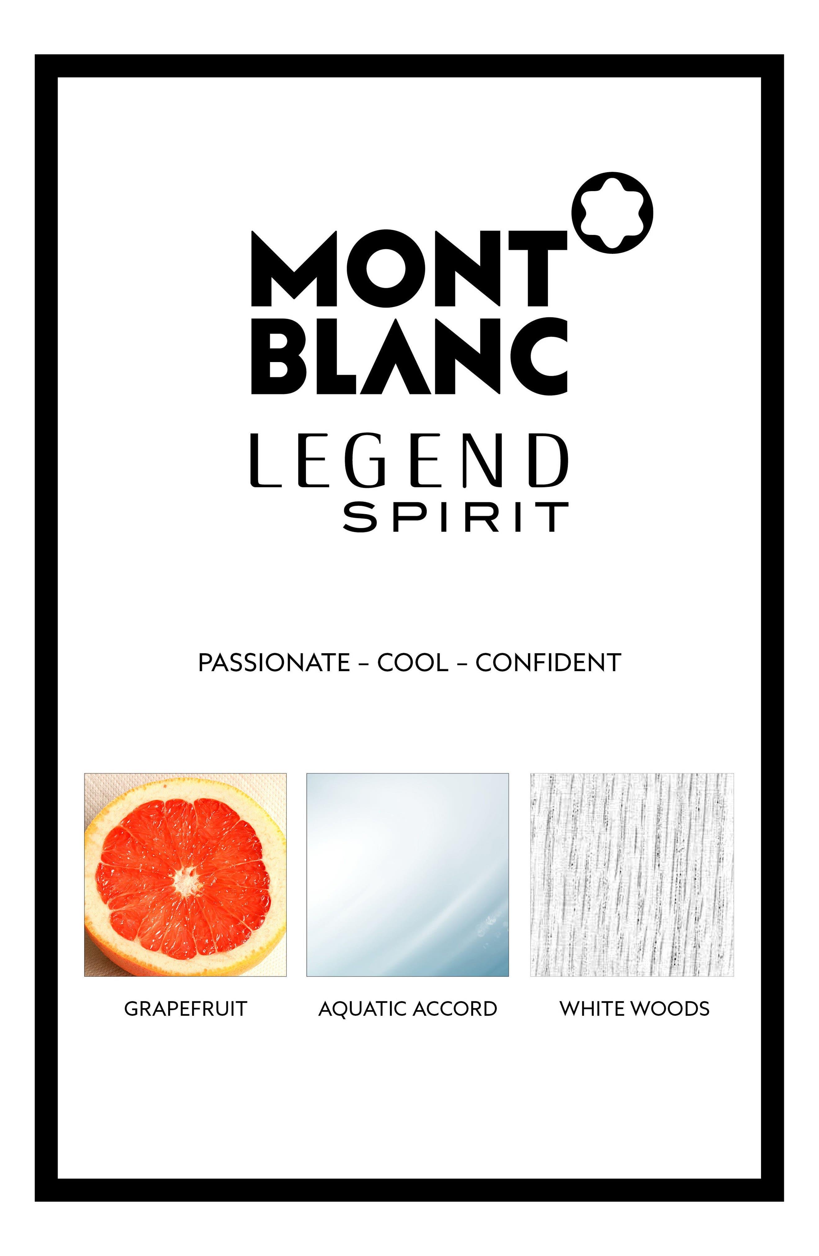 'Legend Spirit' Eau de Toilette,                             Alternate thumbnail 5, color,                             NO COLOR
