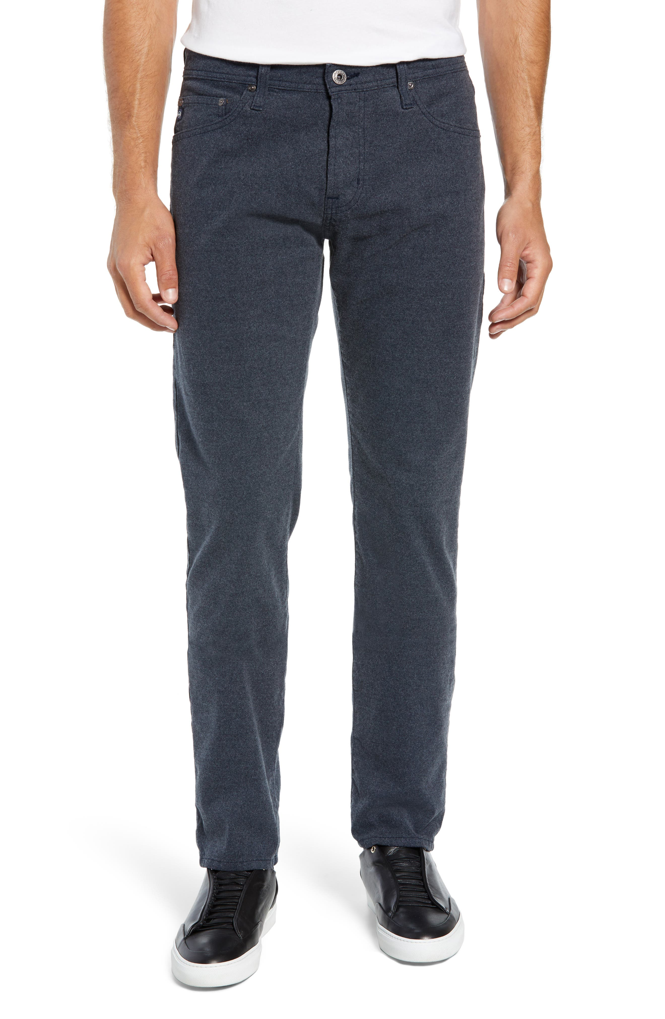 Tellis Slim Fit Five-Pocket Pants,                             Main thumbnail 3, color,