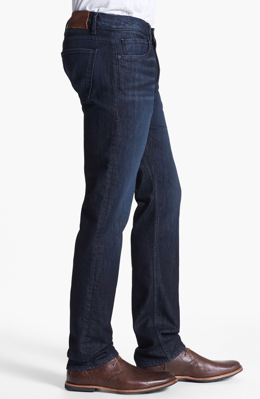 'Doheny' Straight Leg Jeans,                             Alternate thumbnail 2, color,                             400
