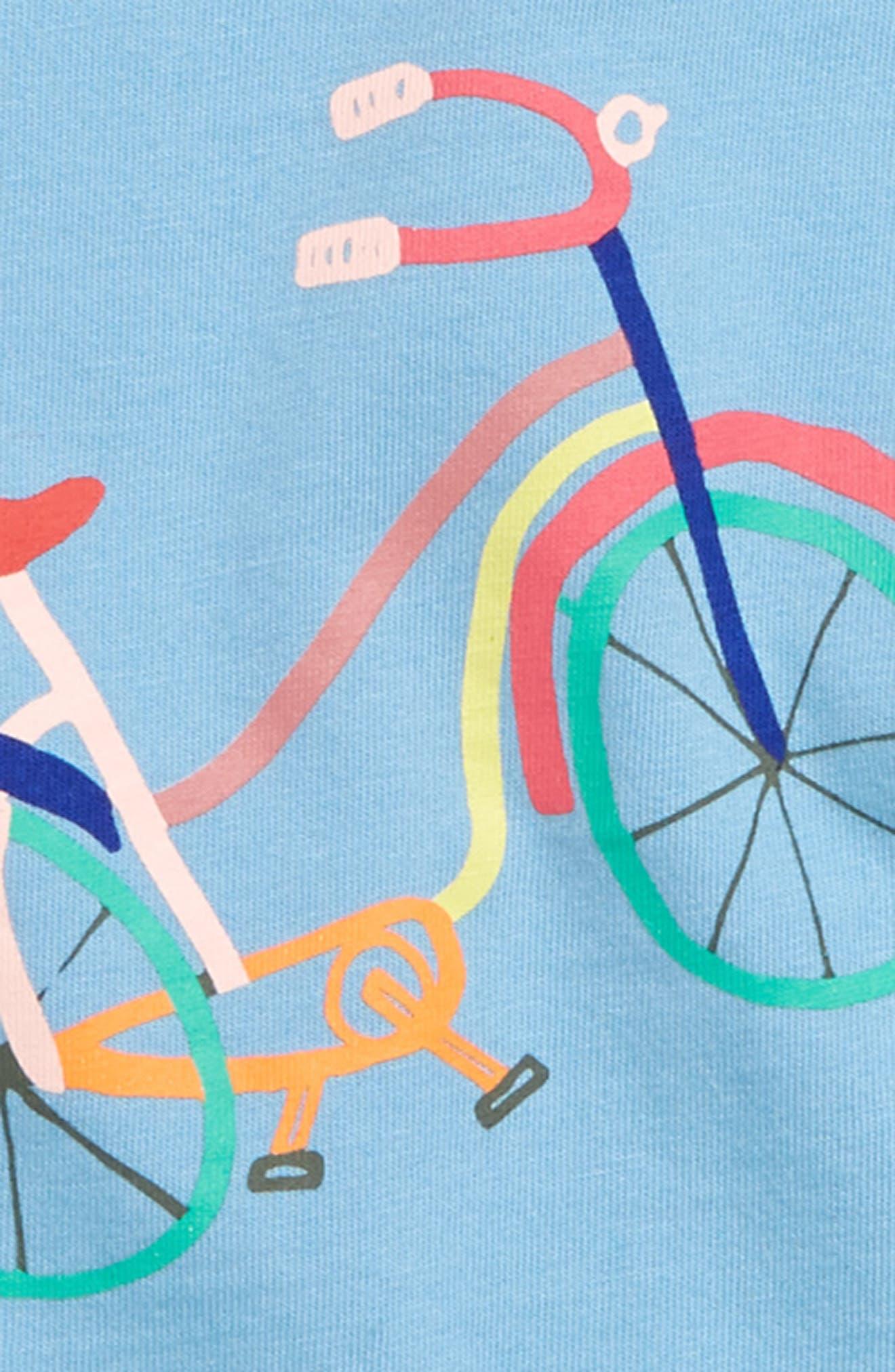 Glitter Logo Tee,                             Alternate thumbnail 2, color,                             424