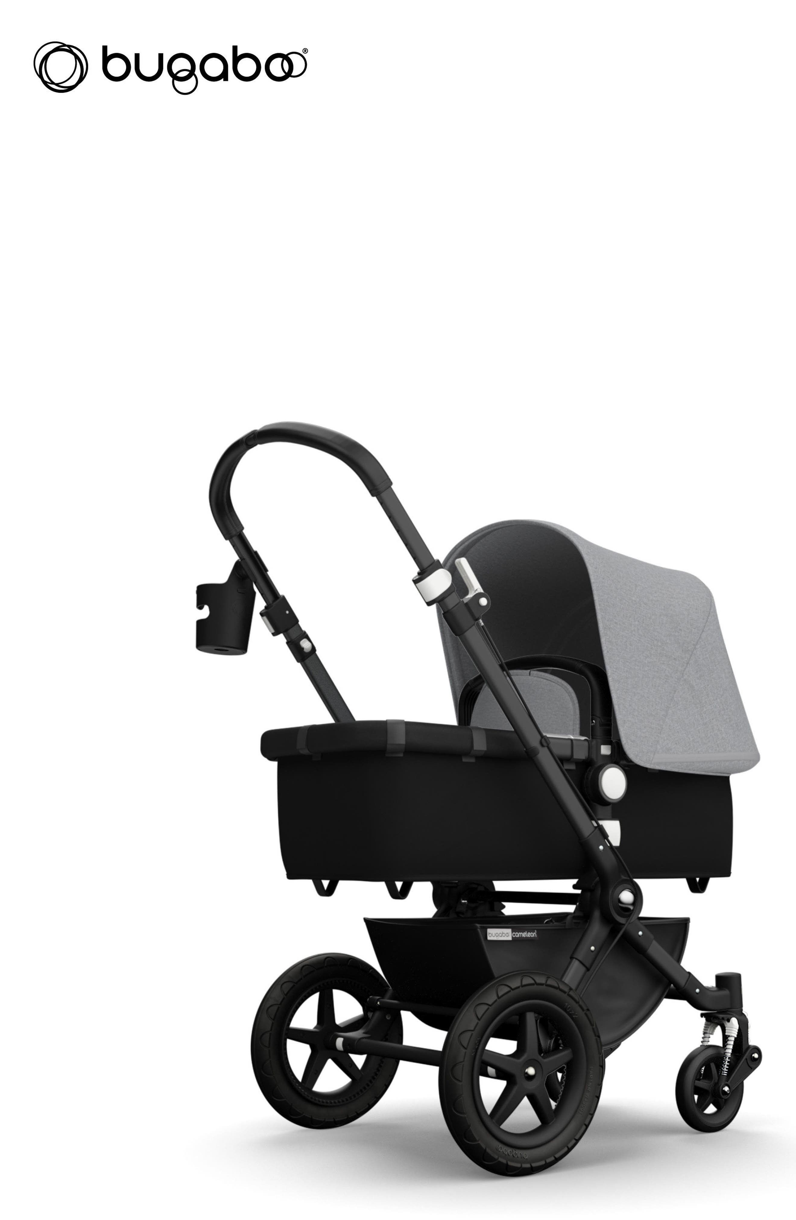 Cameleon³ Complete Stroller with Fabric Set,                             Alternate thumbnail 5, color,                             001