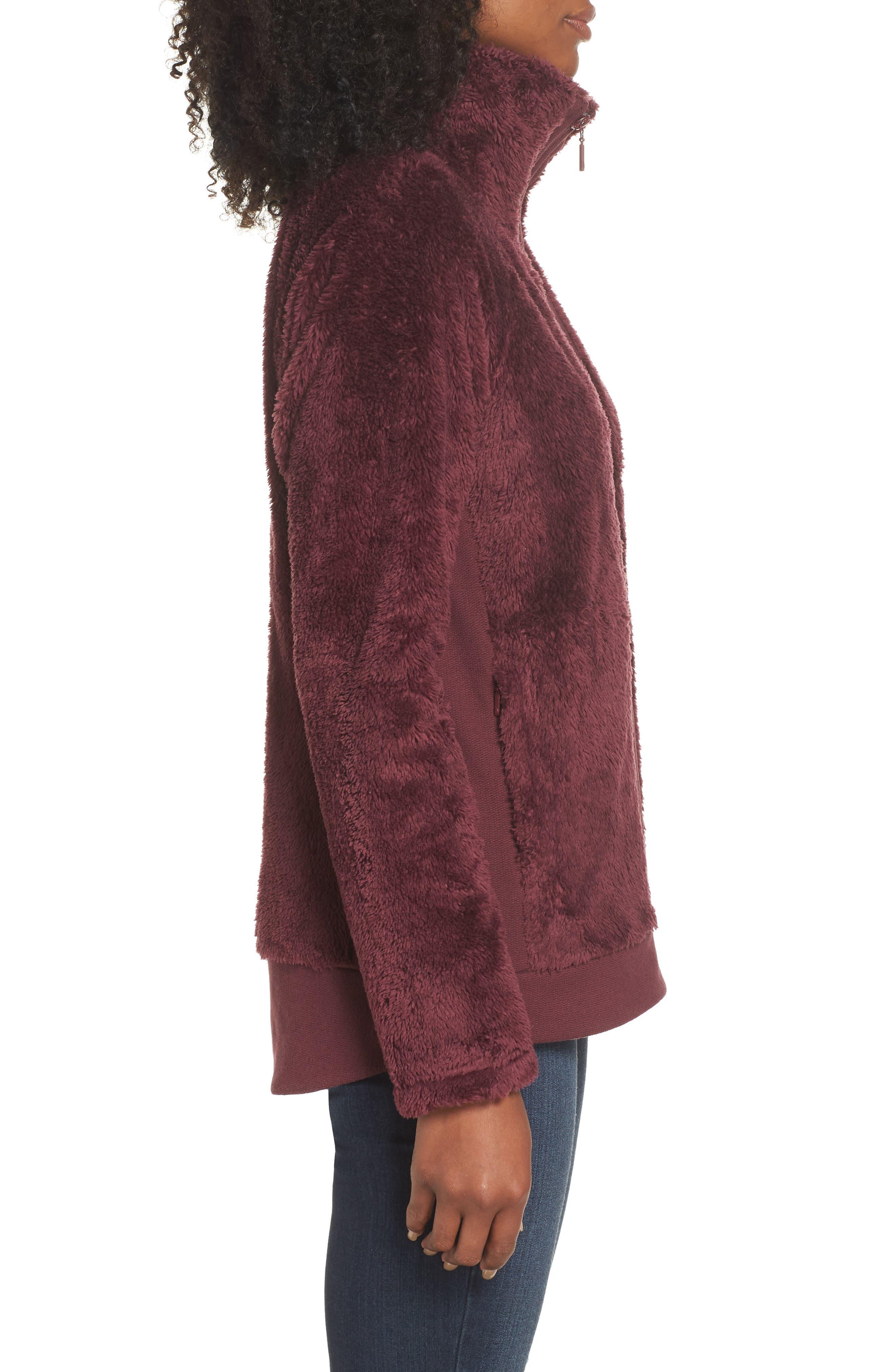 Furry Fleece Jacket,                             Alternate thumbnail 20, color,