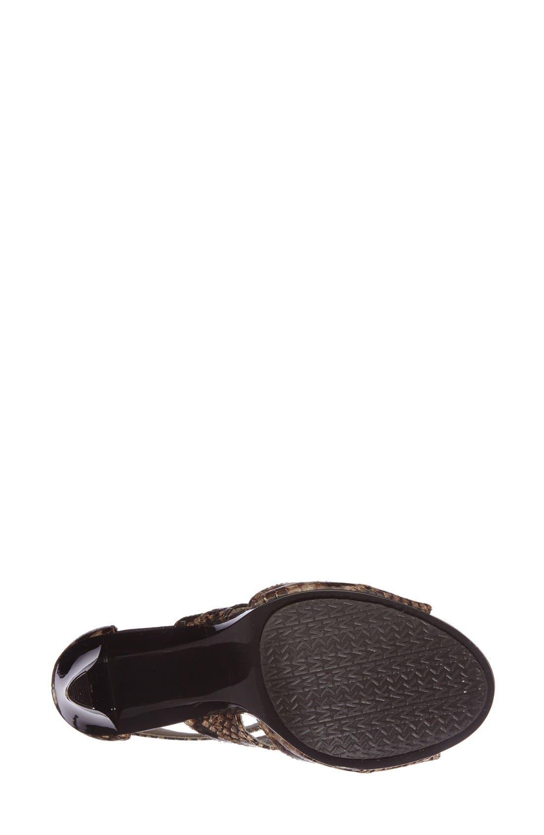 'Berkley' T-Strap Sandal,                             Alternate thumbnail 68, color,