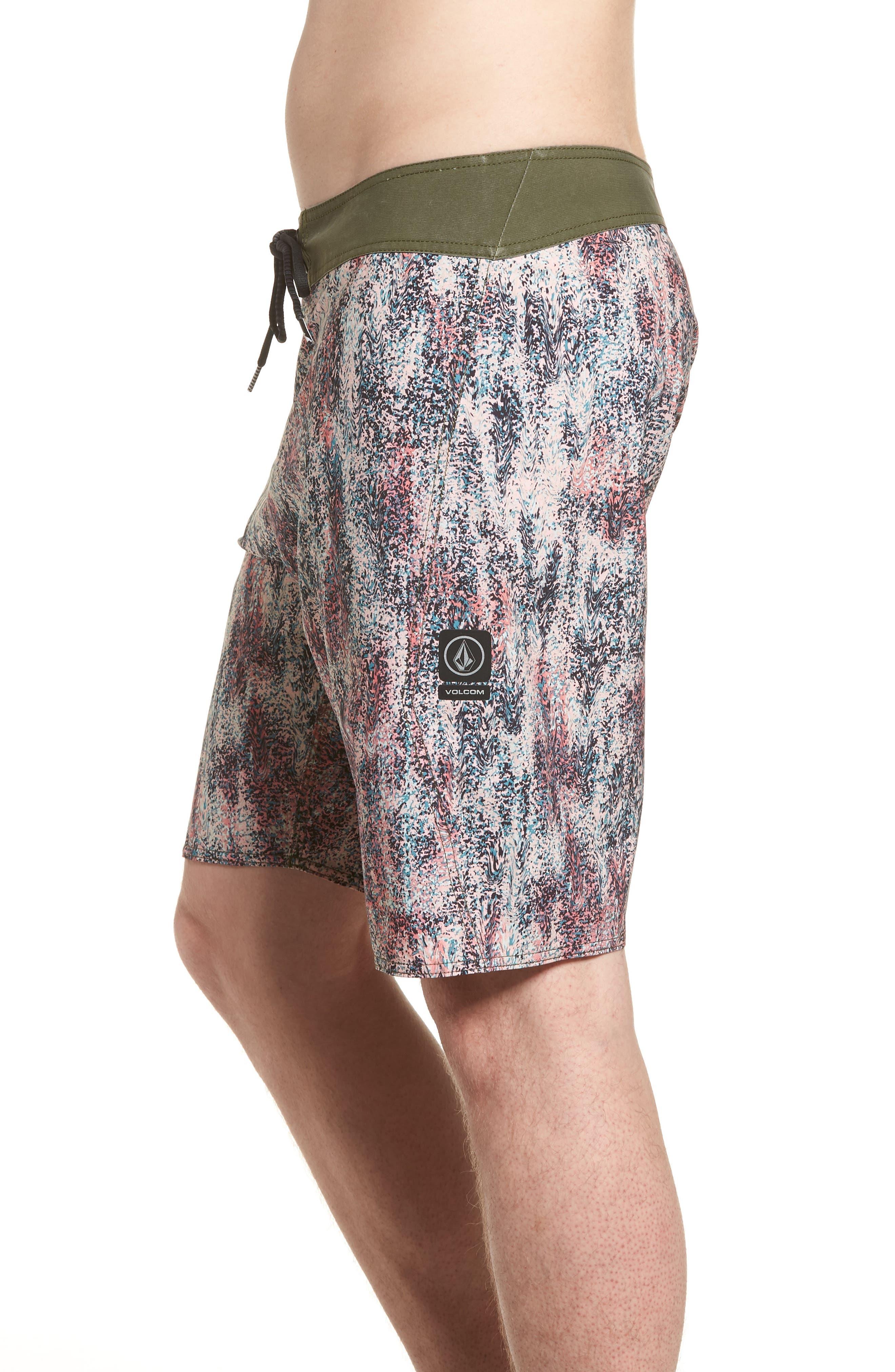 Plasm Mod Board Shorts,                             Alternate thumbnail 4, color,                             020