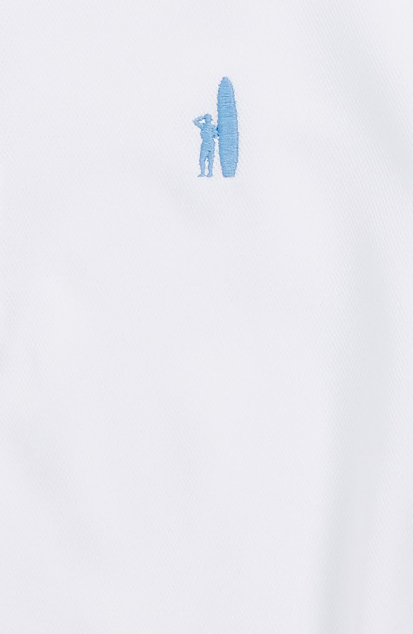 Fairway Polo,                             Alternate thumbnail 2, color,                             WHITE