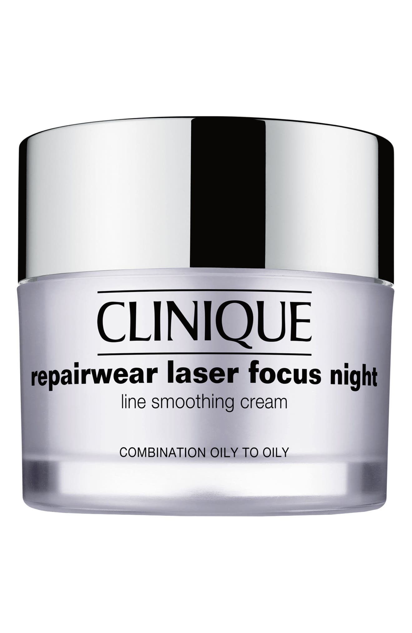 Repairwear Laser Focus Night Line Smoothing Cream for Combination Oily to Oily Skin,                             Alternate thumbnail 2, color,                             COMBINATION OILY TO OILY