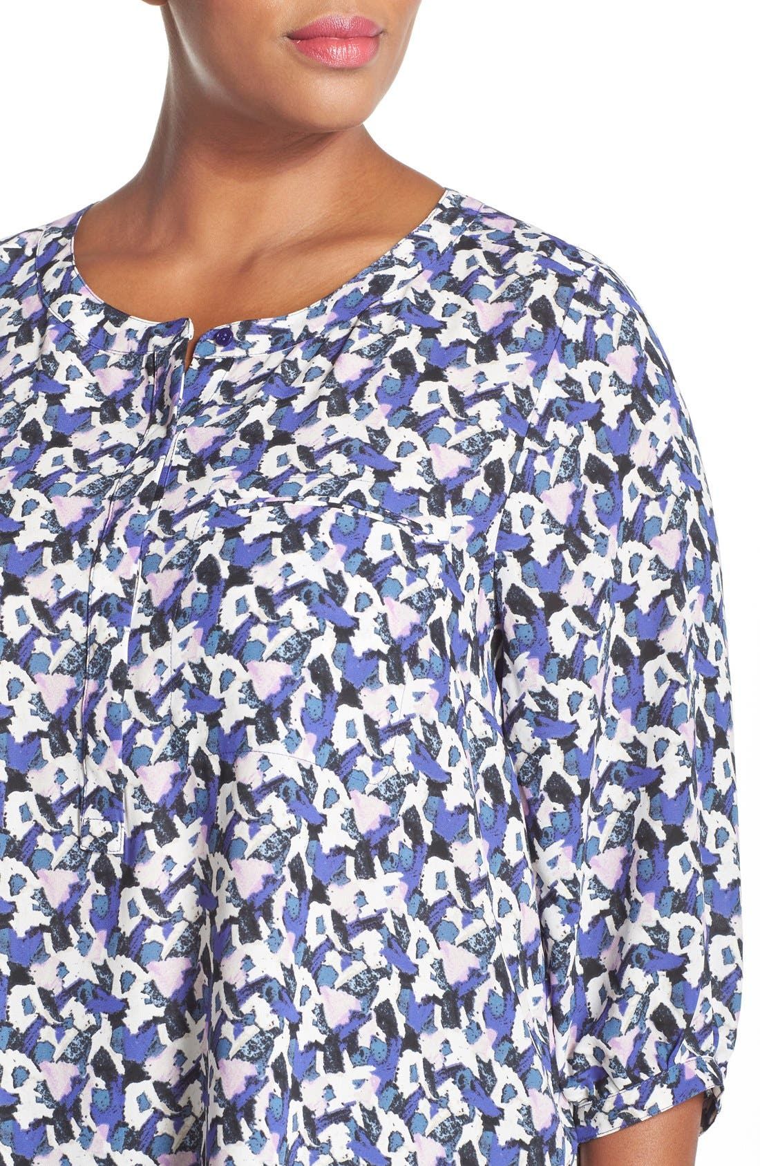 Henley Top,                             Alternate thumbnail 292, color,