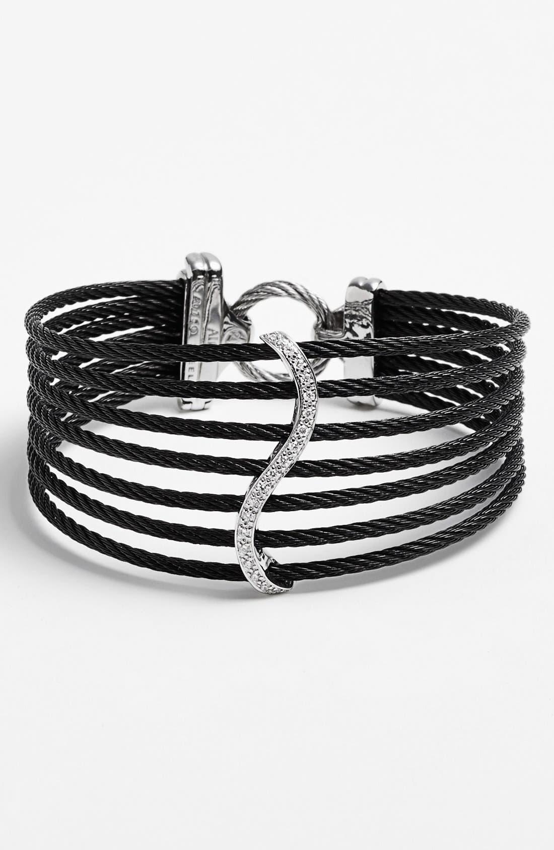 Diamond Bracelet,                             Main thumbnail 1, color,                             001