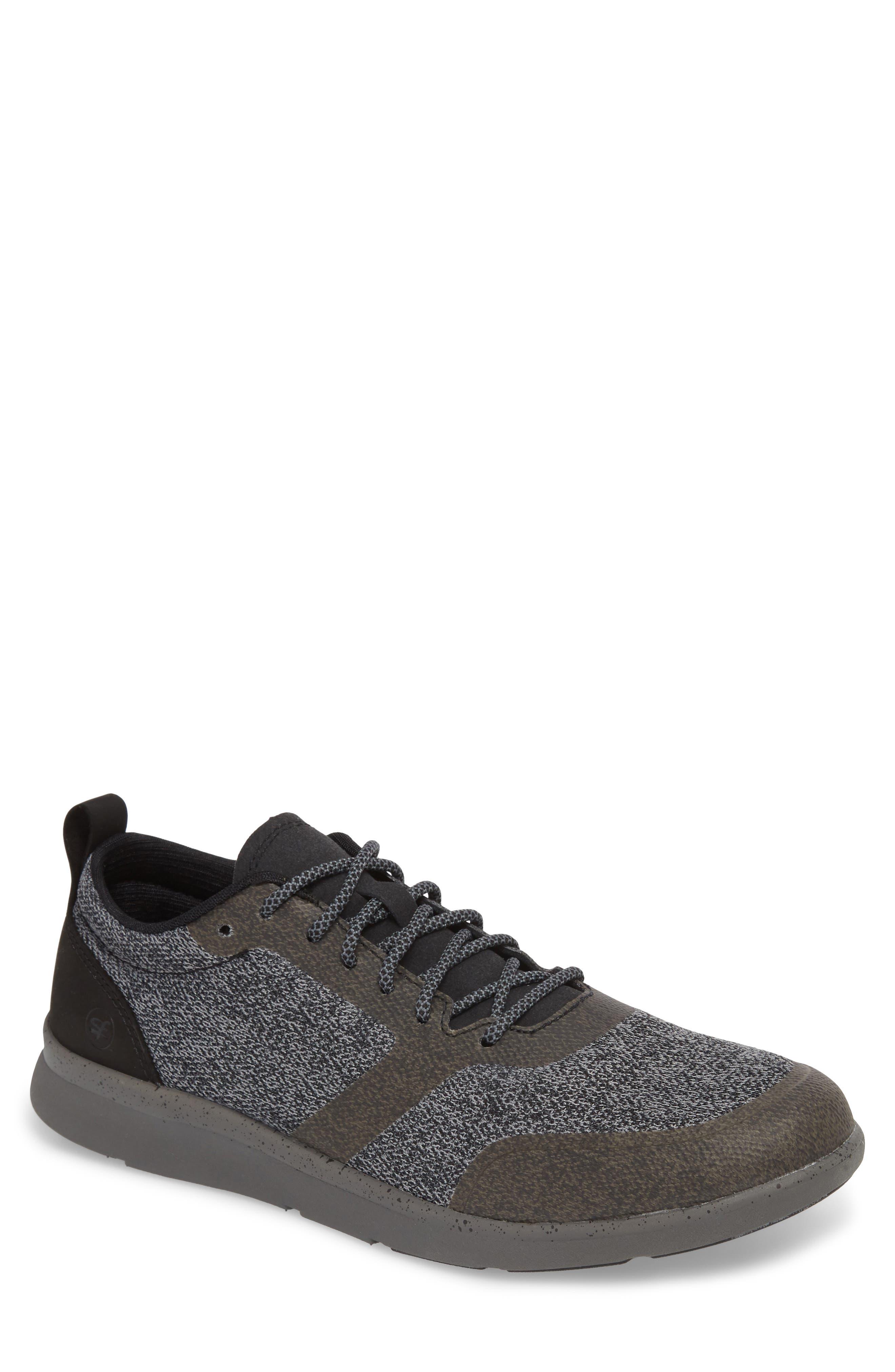 Worldwide Stuart MX Sneaker,                         Main,                         color, BLACK
