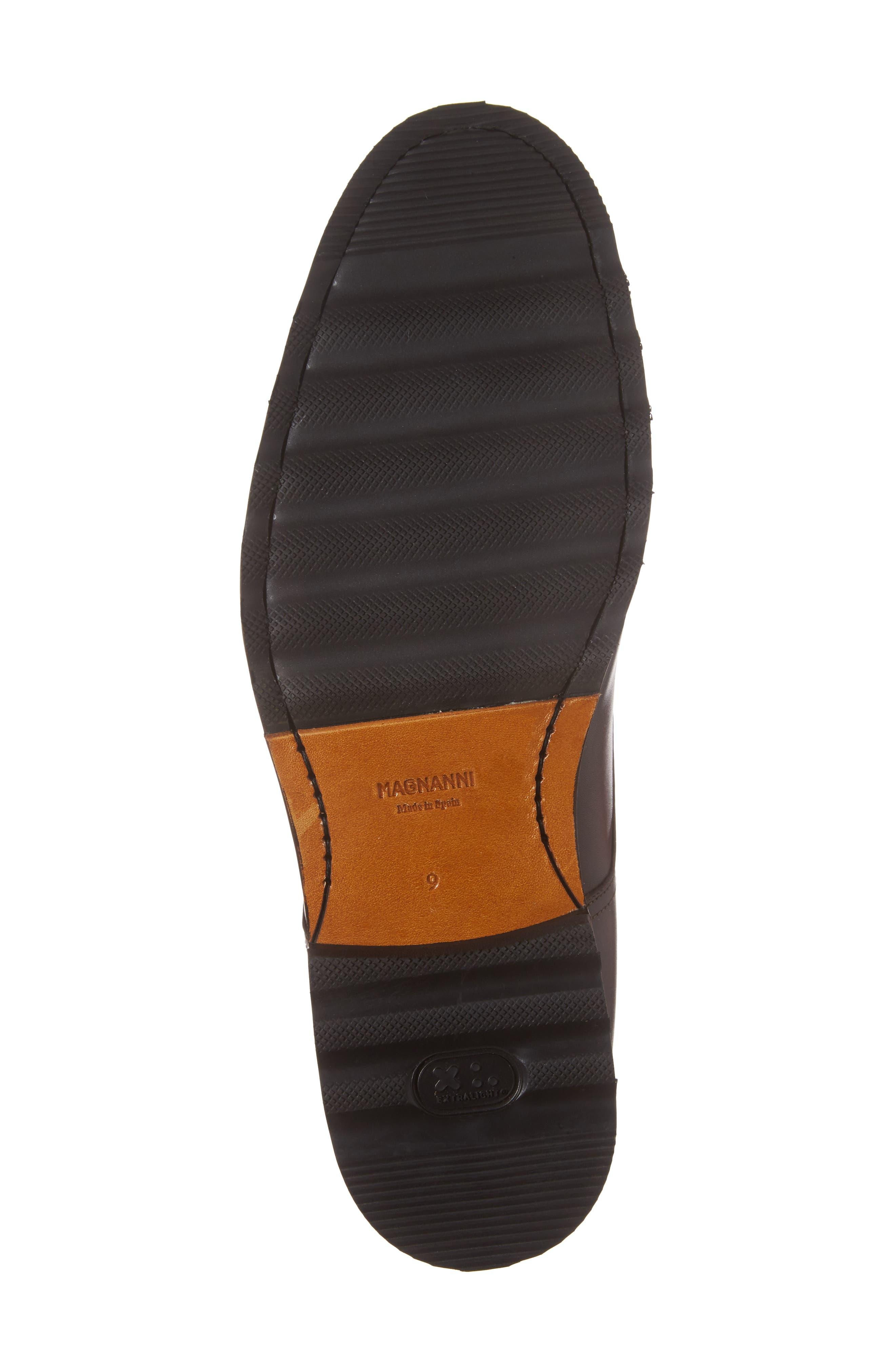 Saxon Plain Toe Boot,                             Alternate thumbnail 6, color,                             210