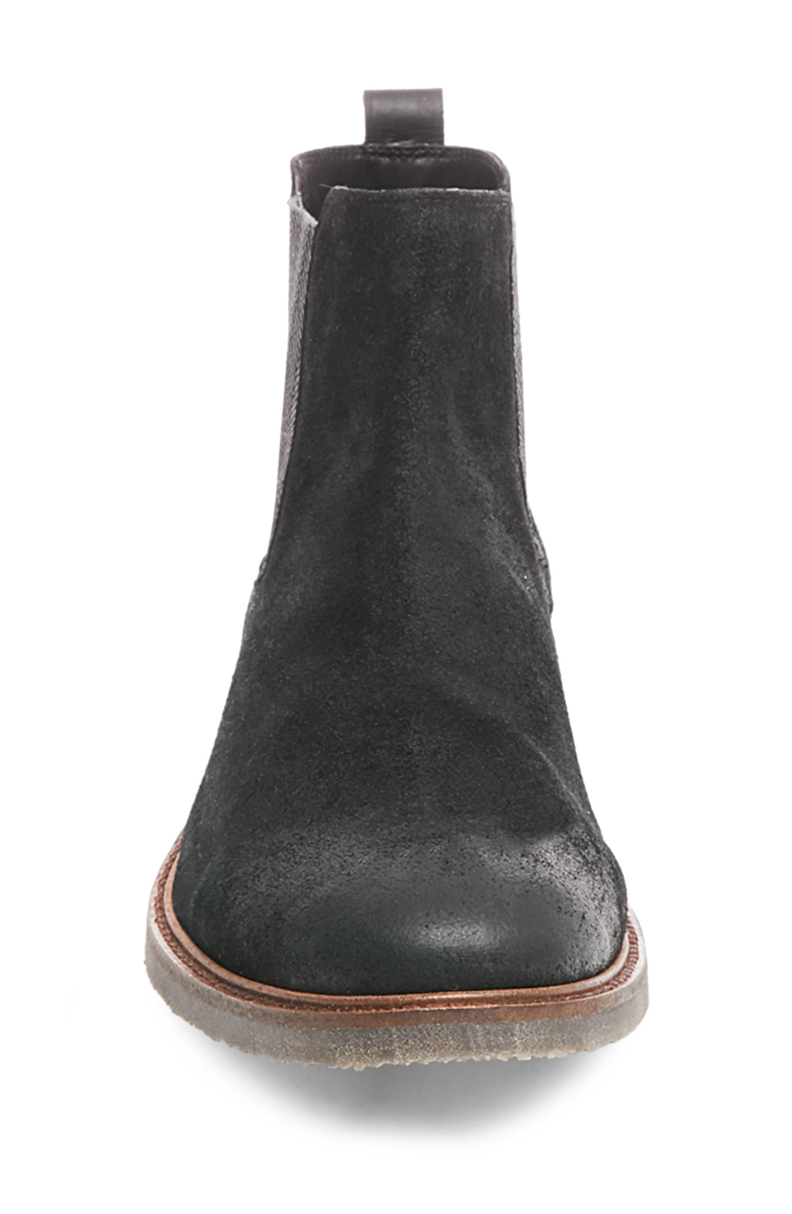 Teller Chelsea Boot,                             Alternate thumbnail 4, color,                             006