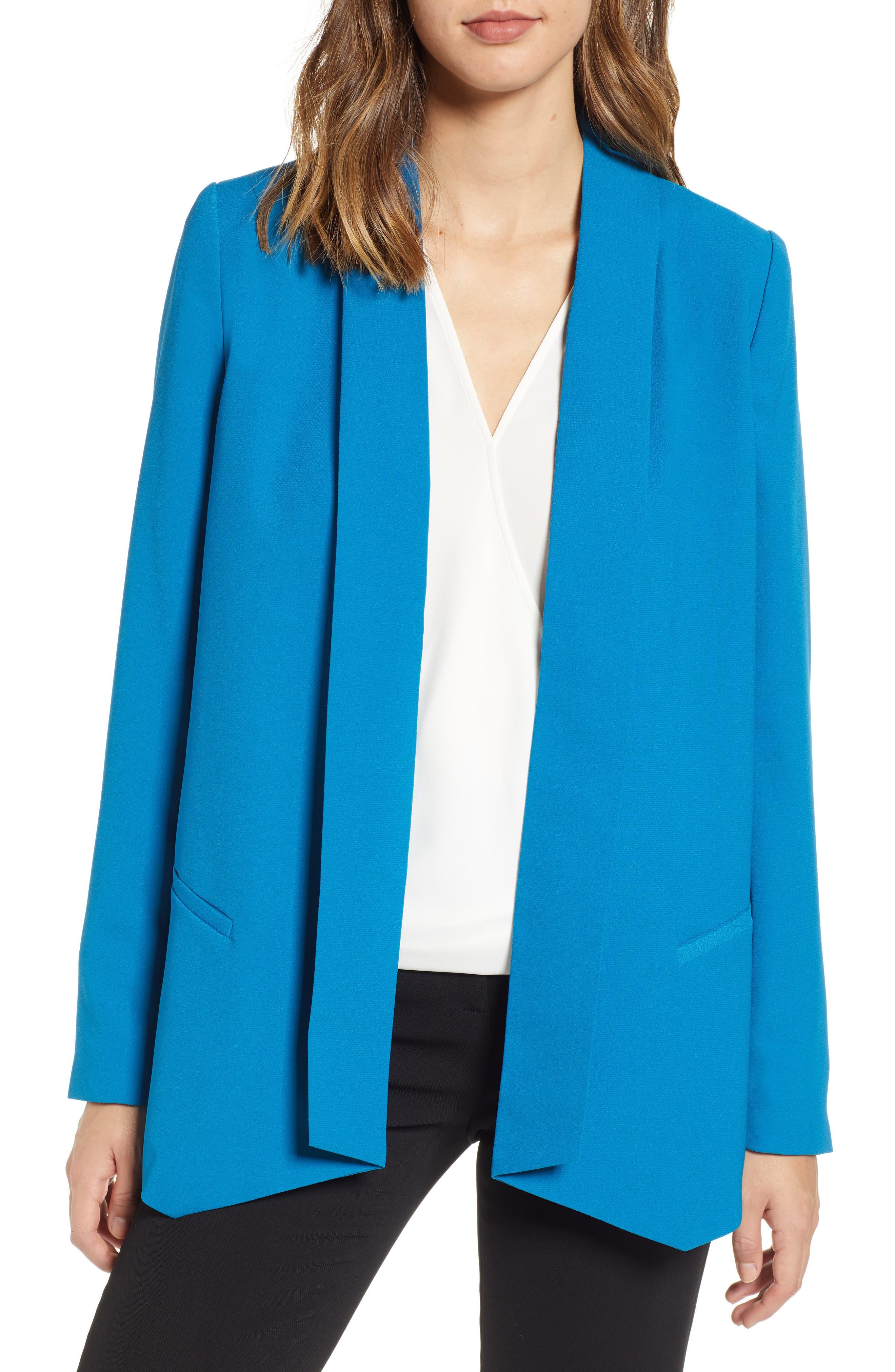 Shawl Collar Blazer,                         Main,                         color, 440