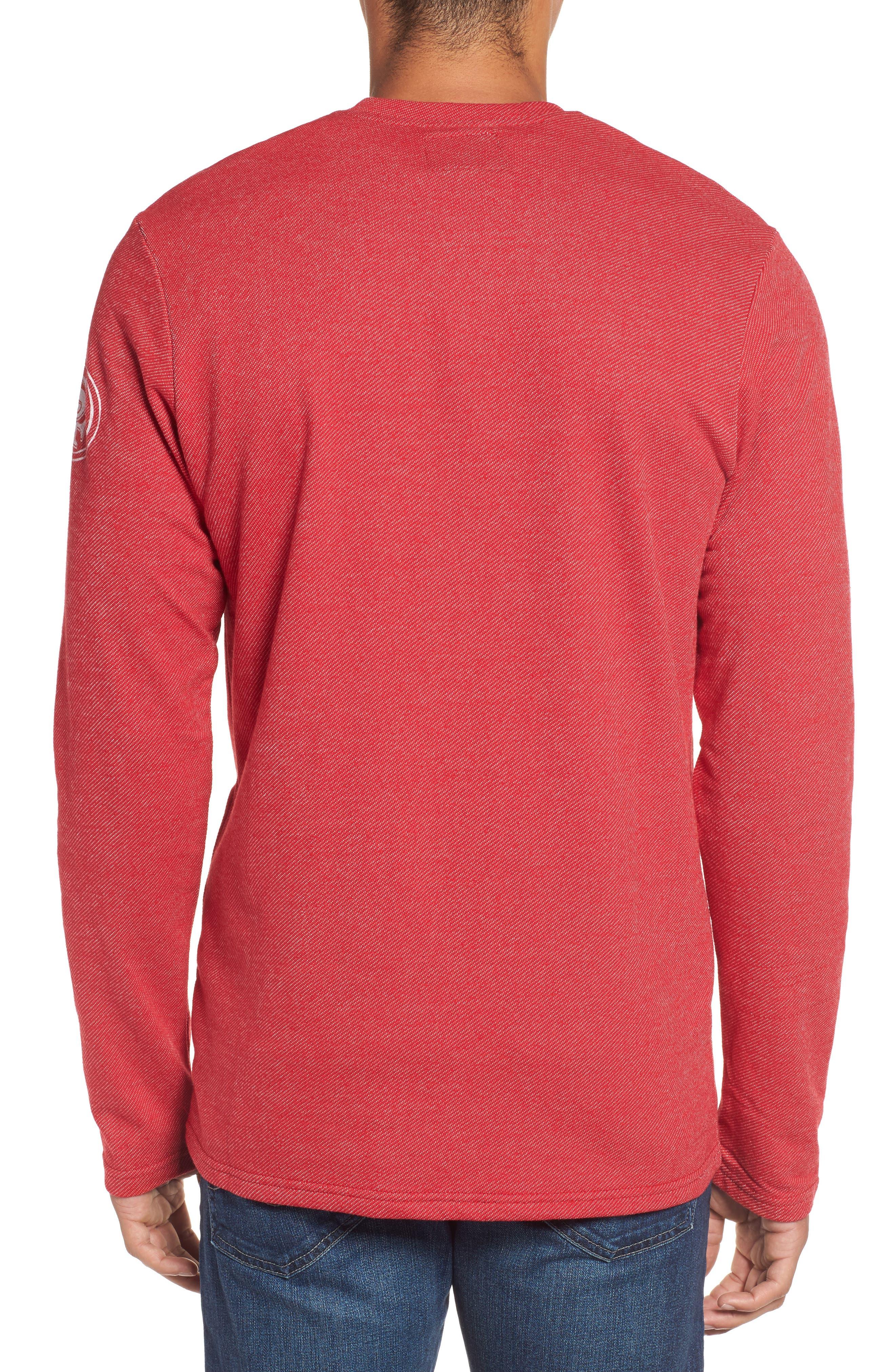 San Francesco 49ers Henley,                             Alternate thumbnail 2, color,                             600
