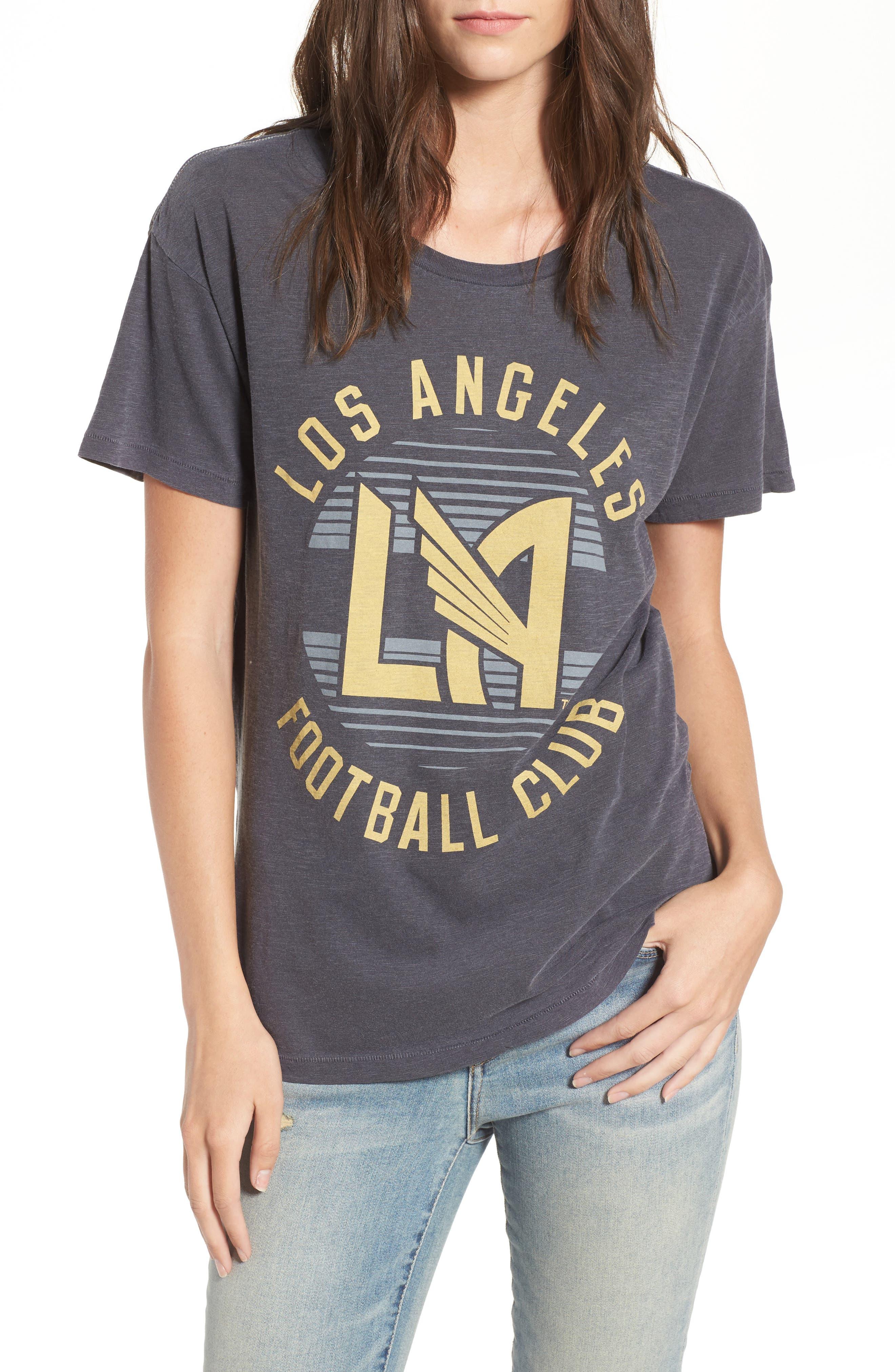Los Angeles FC Boyfriend Tee,                             Main thumbnail 1, color,