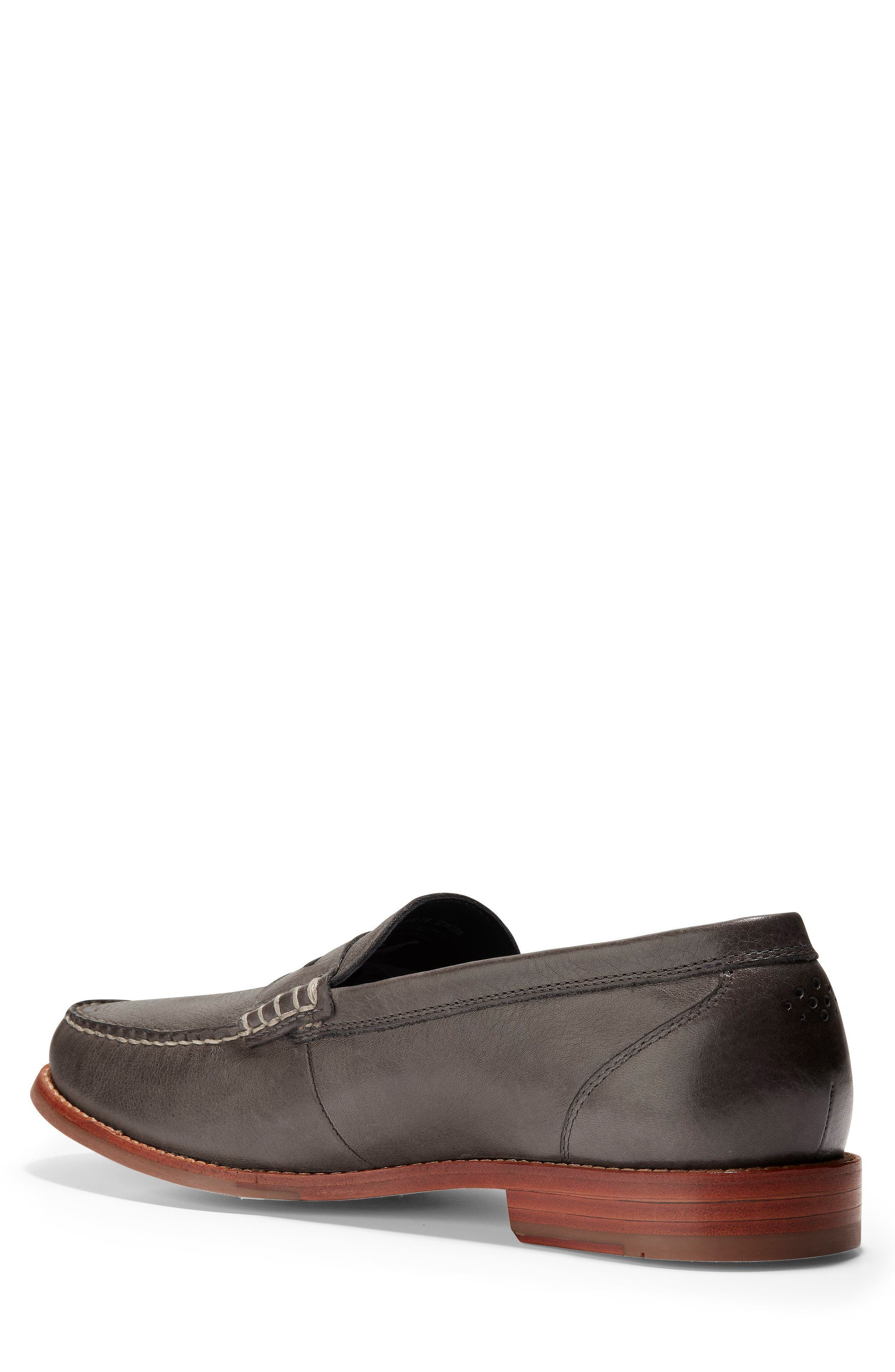 'Pinch Grand' Penny Loafer,                             Alternate thumbnail 2, color,                             021